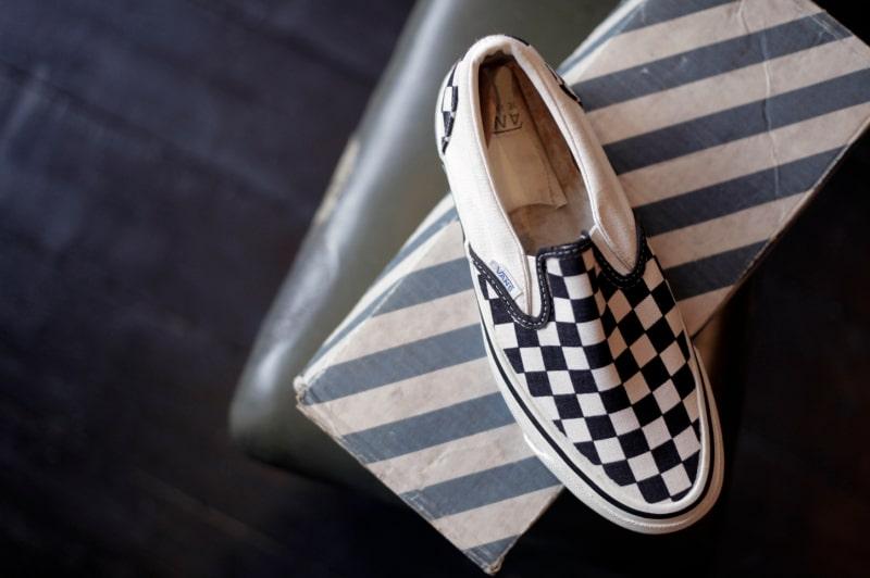 Vans Classic Slip-On - aka Style #48 - 1977