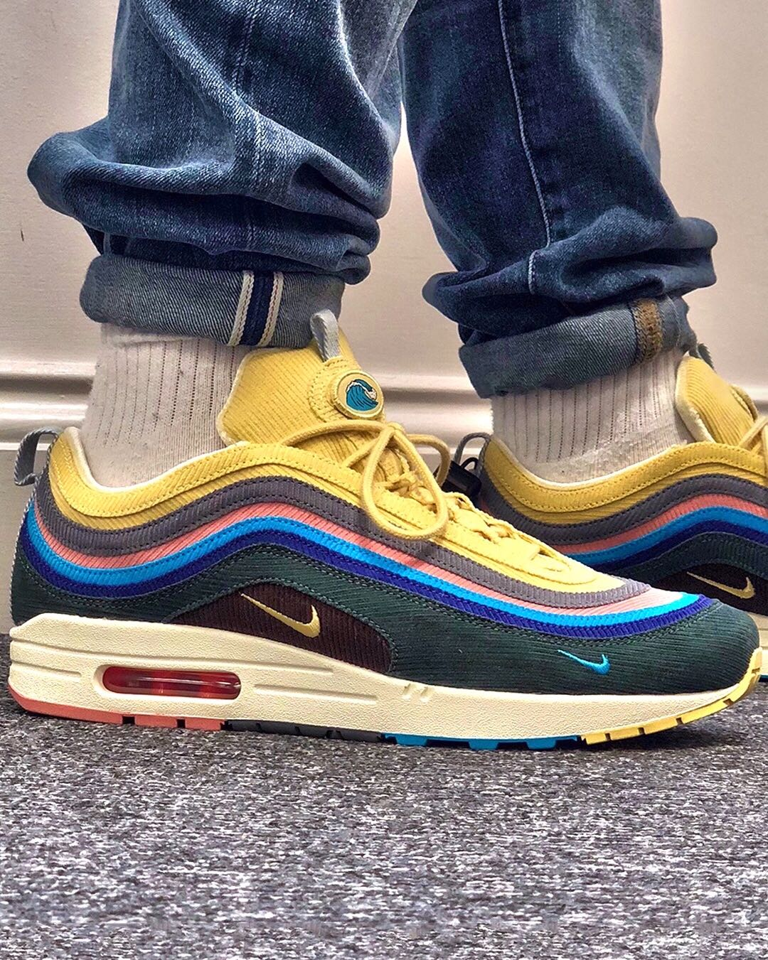 Nike Air Max 1/97 'Sean Wotherspoon' - 2017