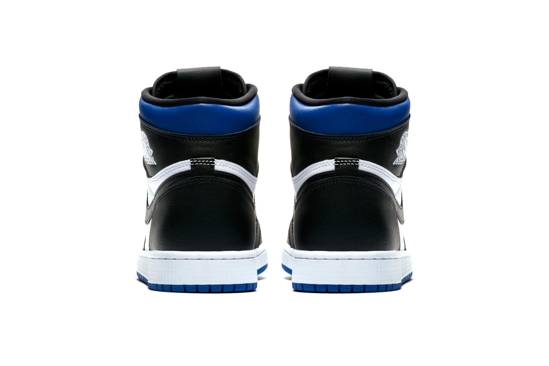 Air Jordan 1 'Game Royal' heel