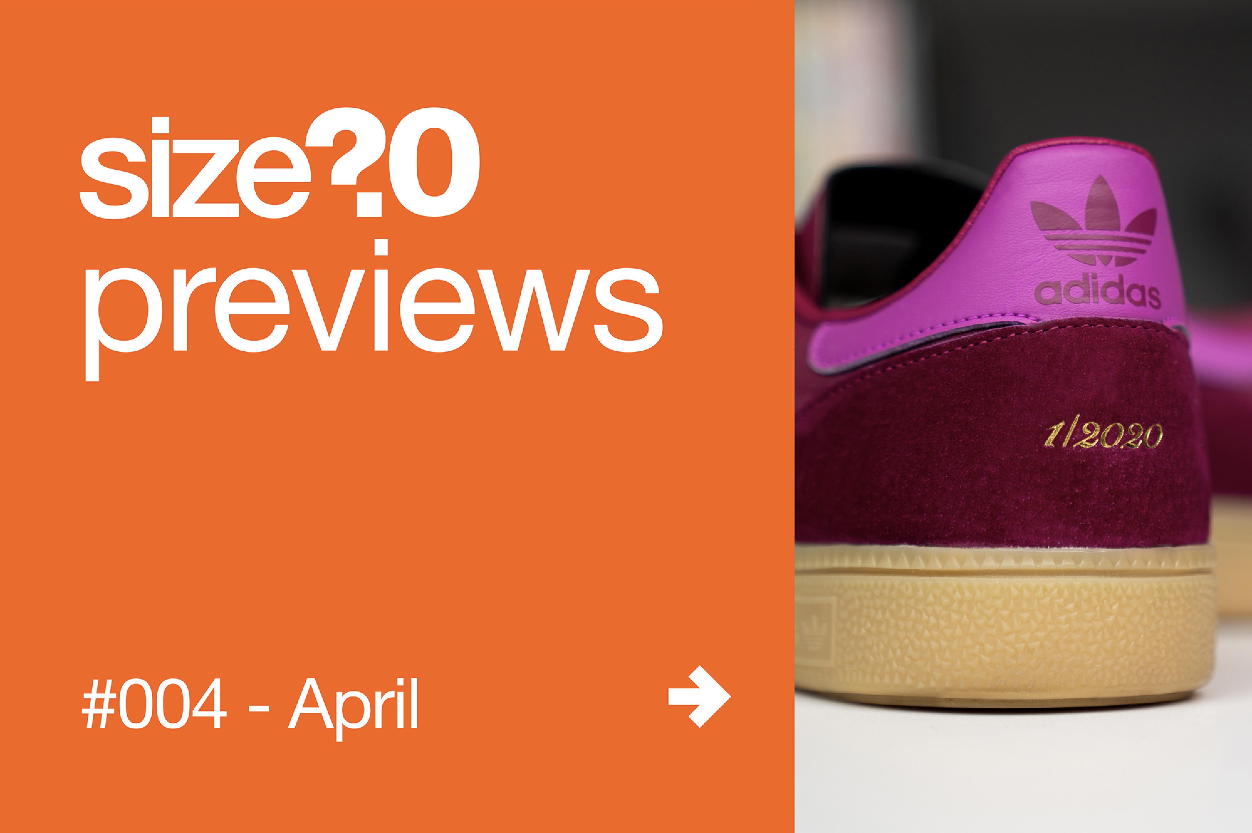 adidas Originals Cordoba, PUMA Style Rider 'Easter' and more – size? previews April 2020