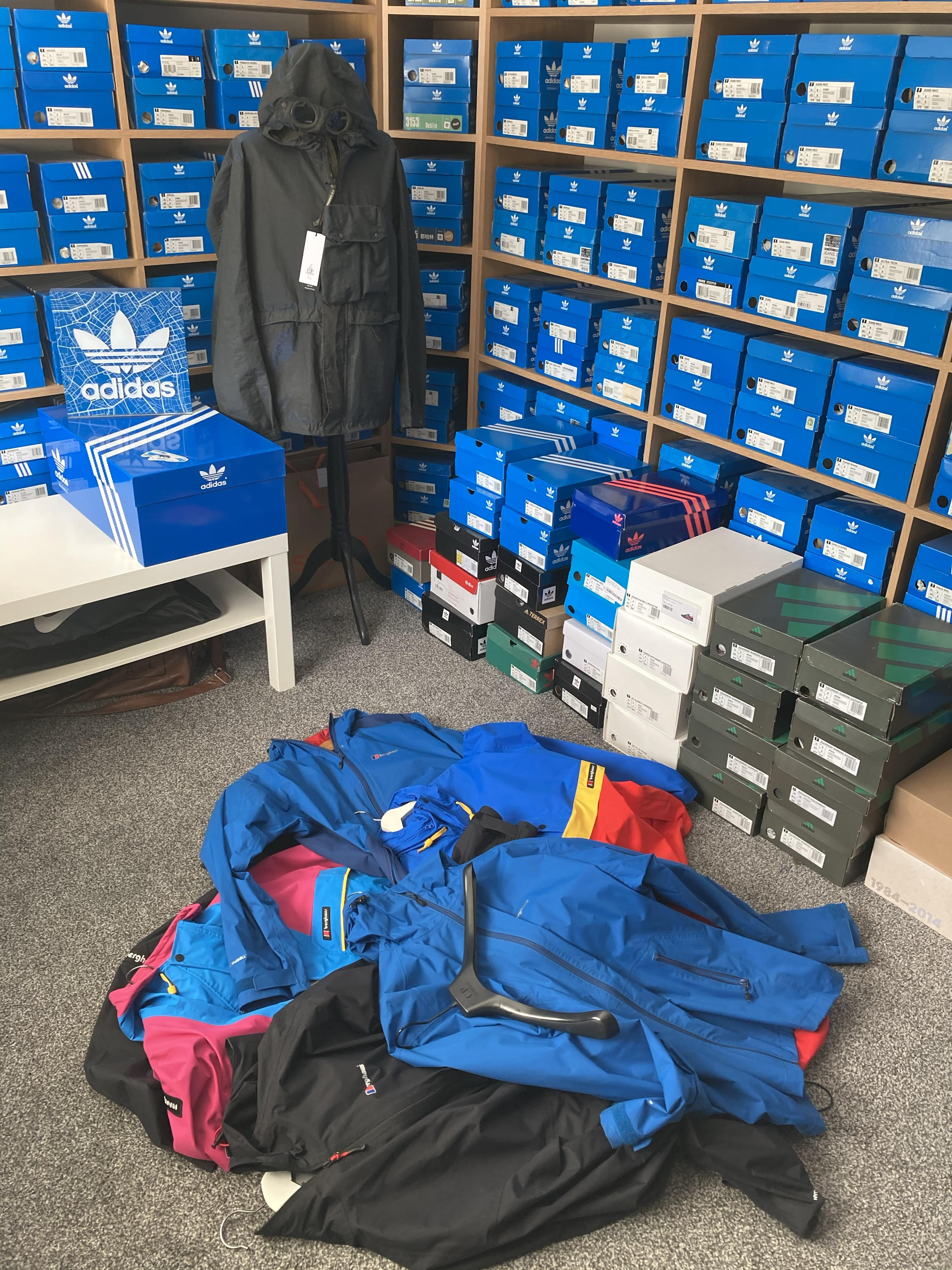 size? collections – The Fat Bandit – Footwear Collector