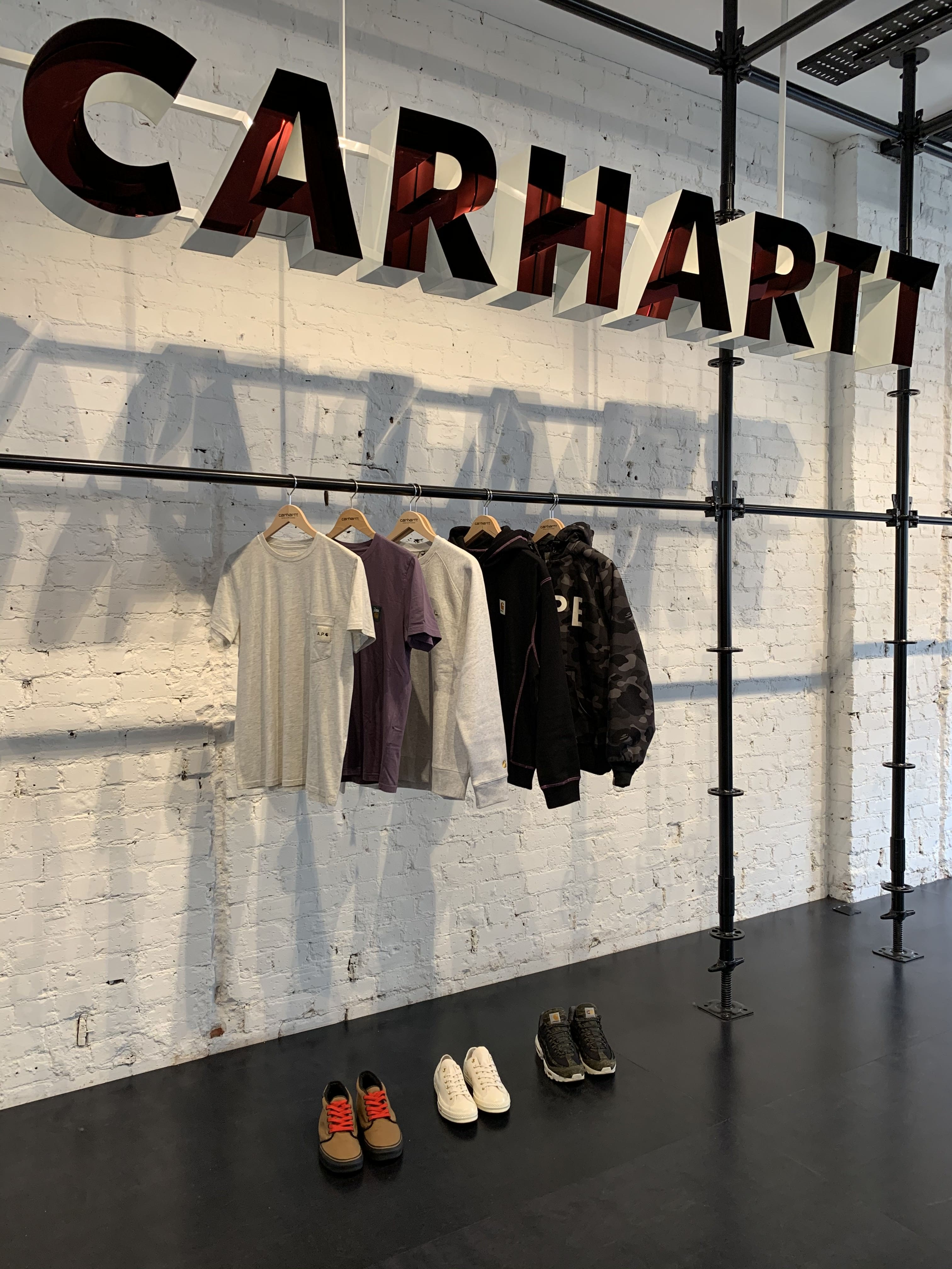 size? collections – Alex Morris – Carhartt Work In Progress