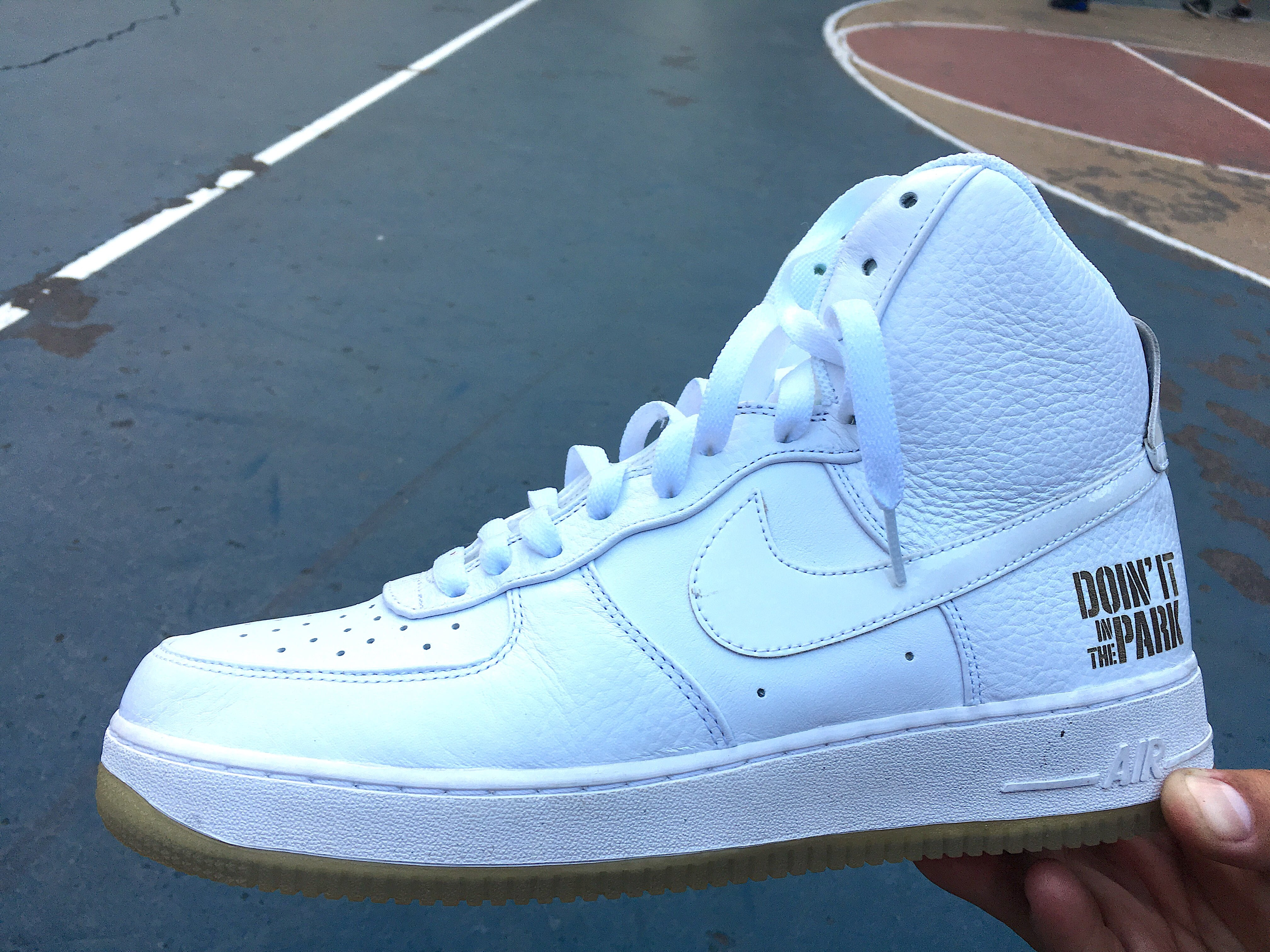 Nike Air Force 1 Hi x Doin' It In The Park - 2012