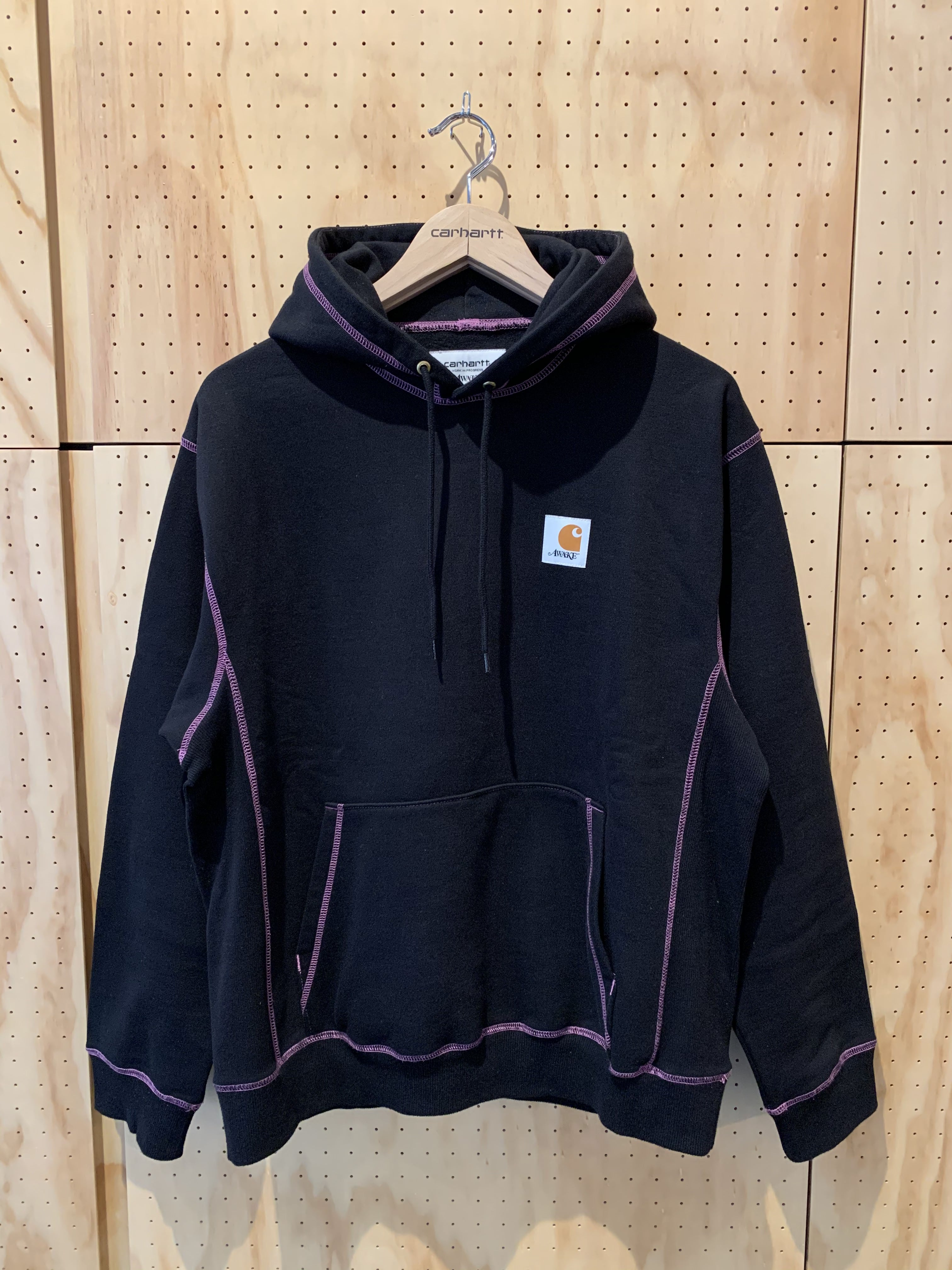 AWAKE NY x Carhartt WIP Hooded Sweatshirt - SS 2020