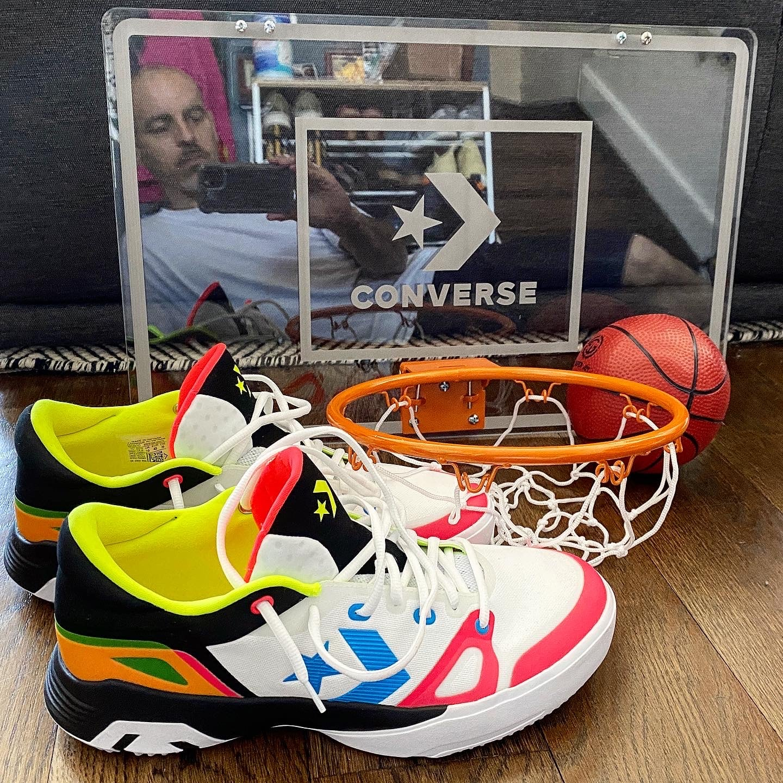 Converse G4 promo box