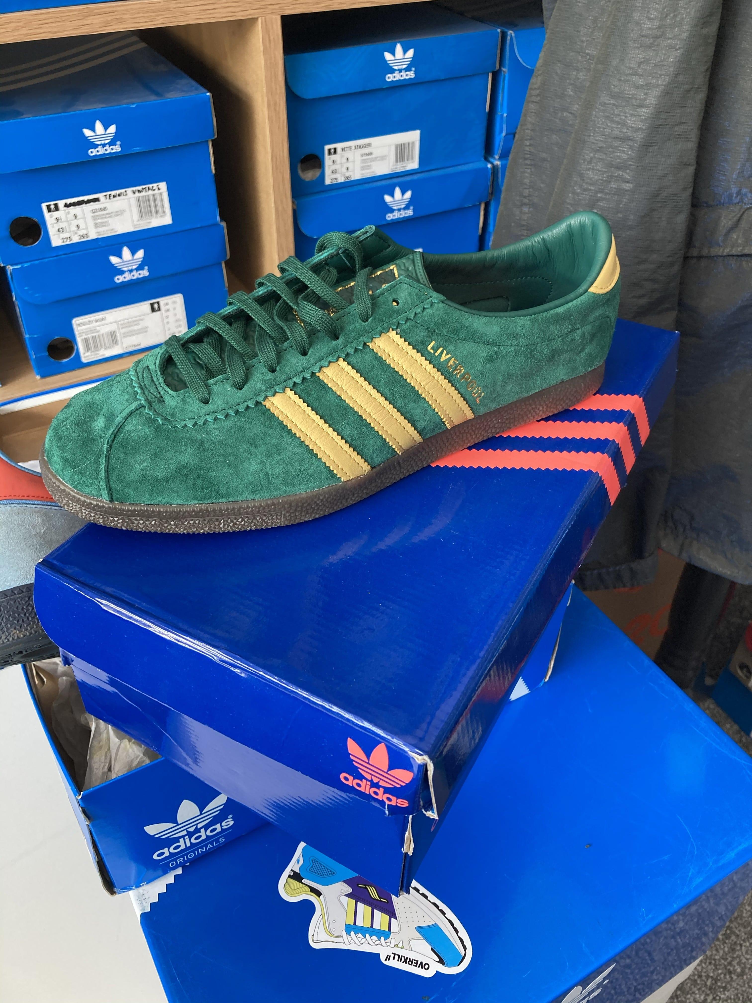 size? x adidas Originals Liverpool