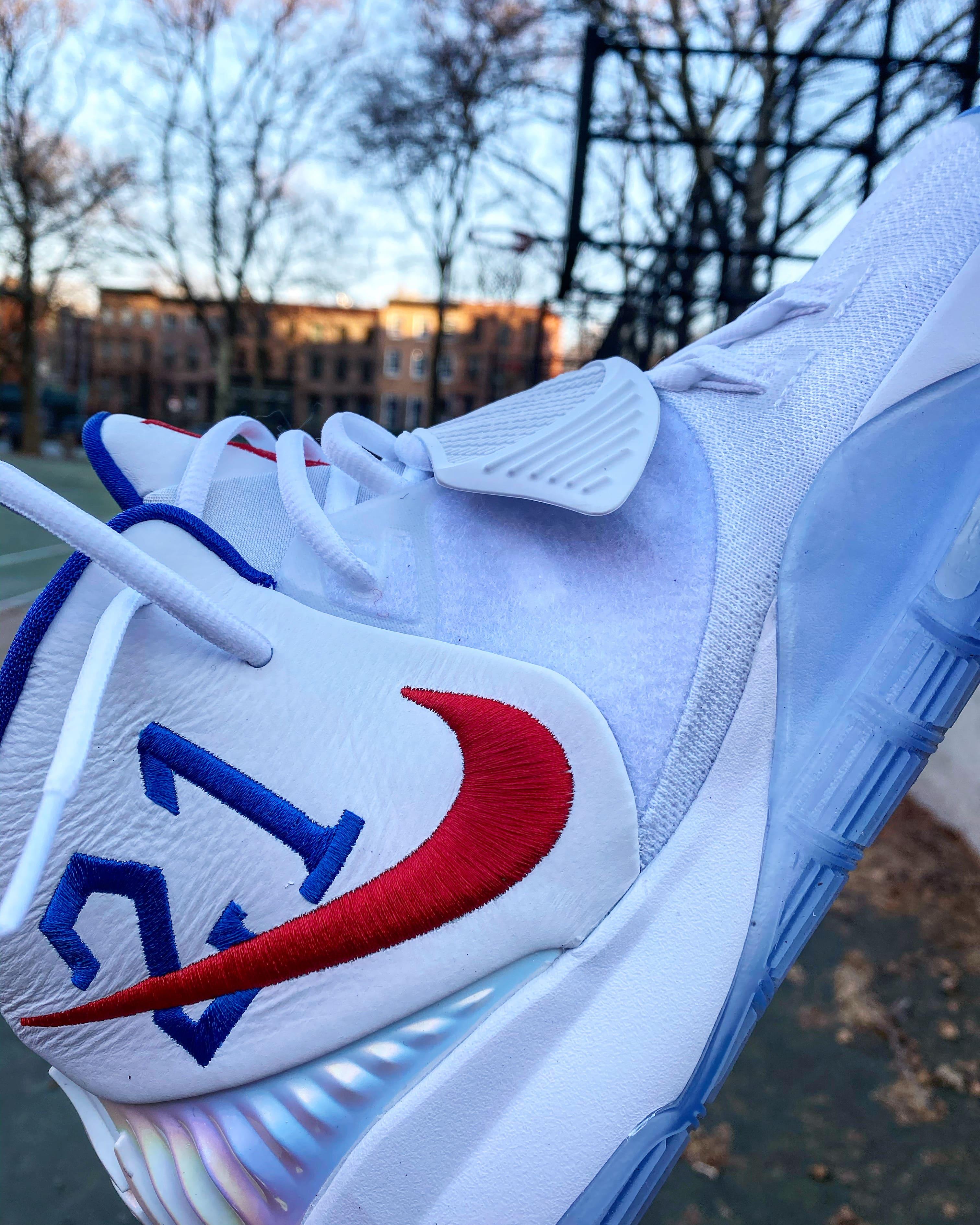 Nike iD Kyrie 6 x Full Court 21 - FC21