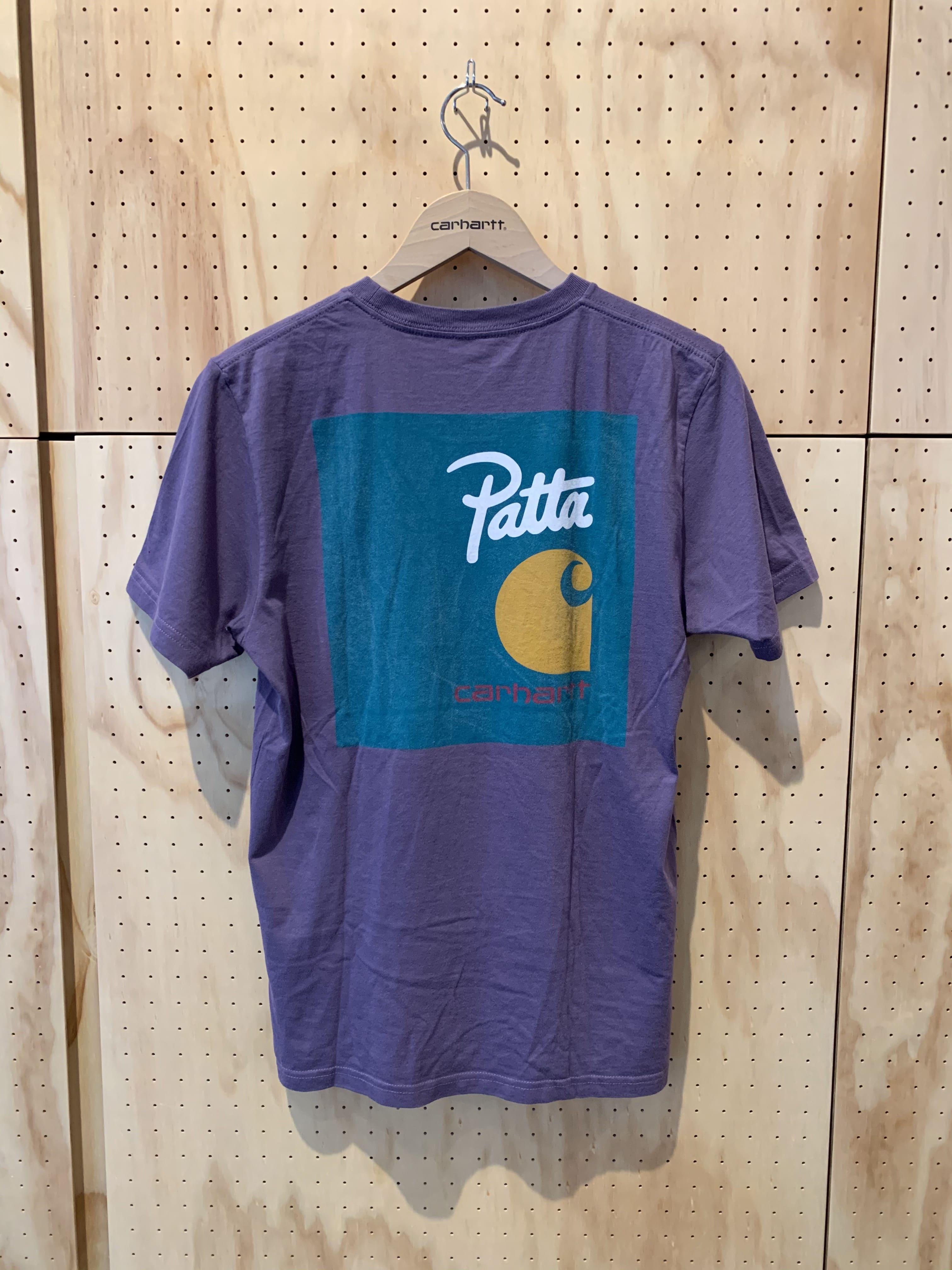Patta x Carhartt WIP T-Shirt - FW 2016
