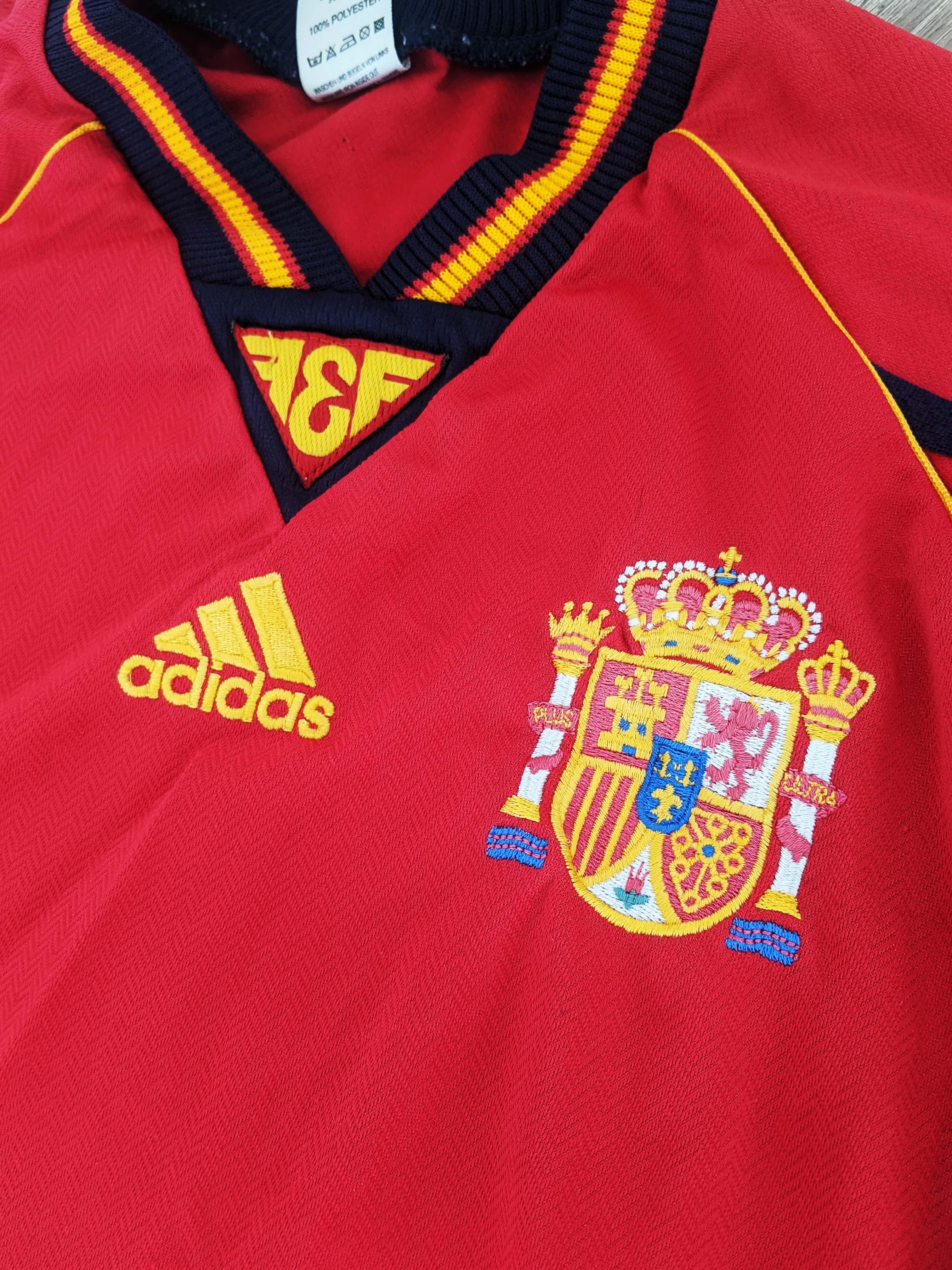 Spain home - 1998/99
