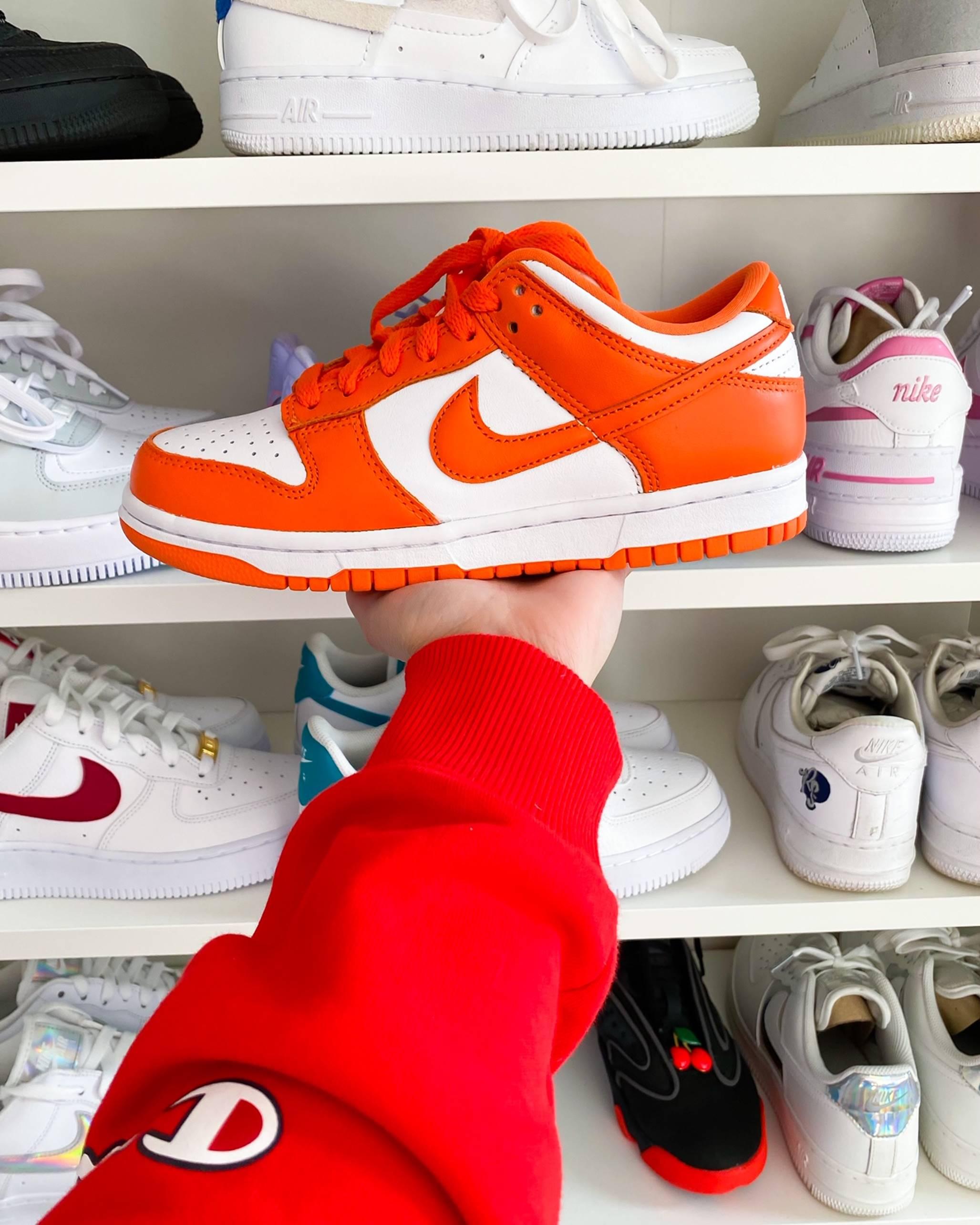 Nike Dunk Lo 'Syracuse'