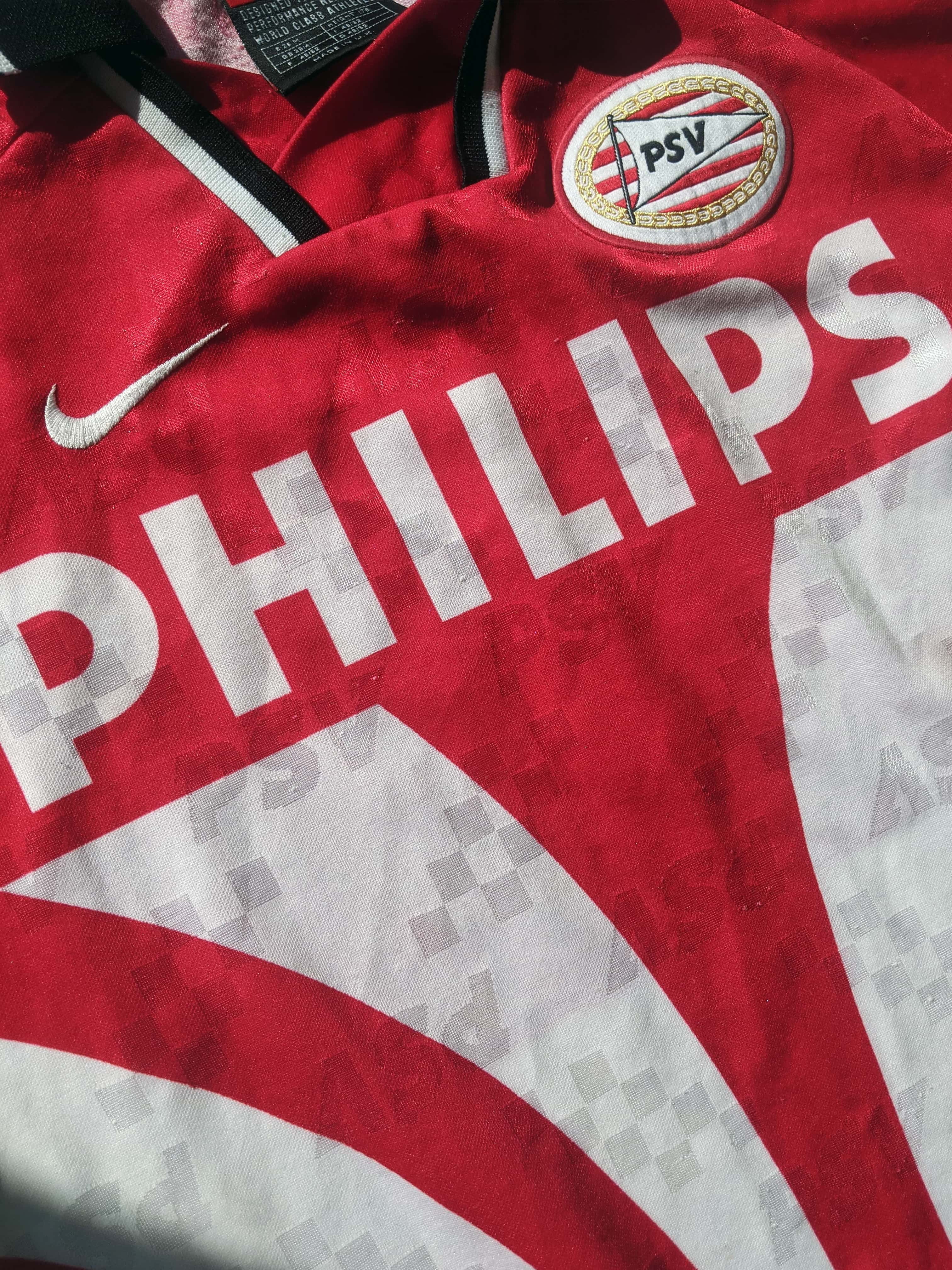 PSV Eindhoven home - 1996/97