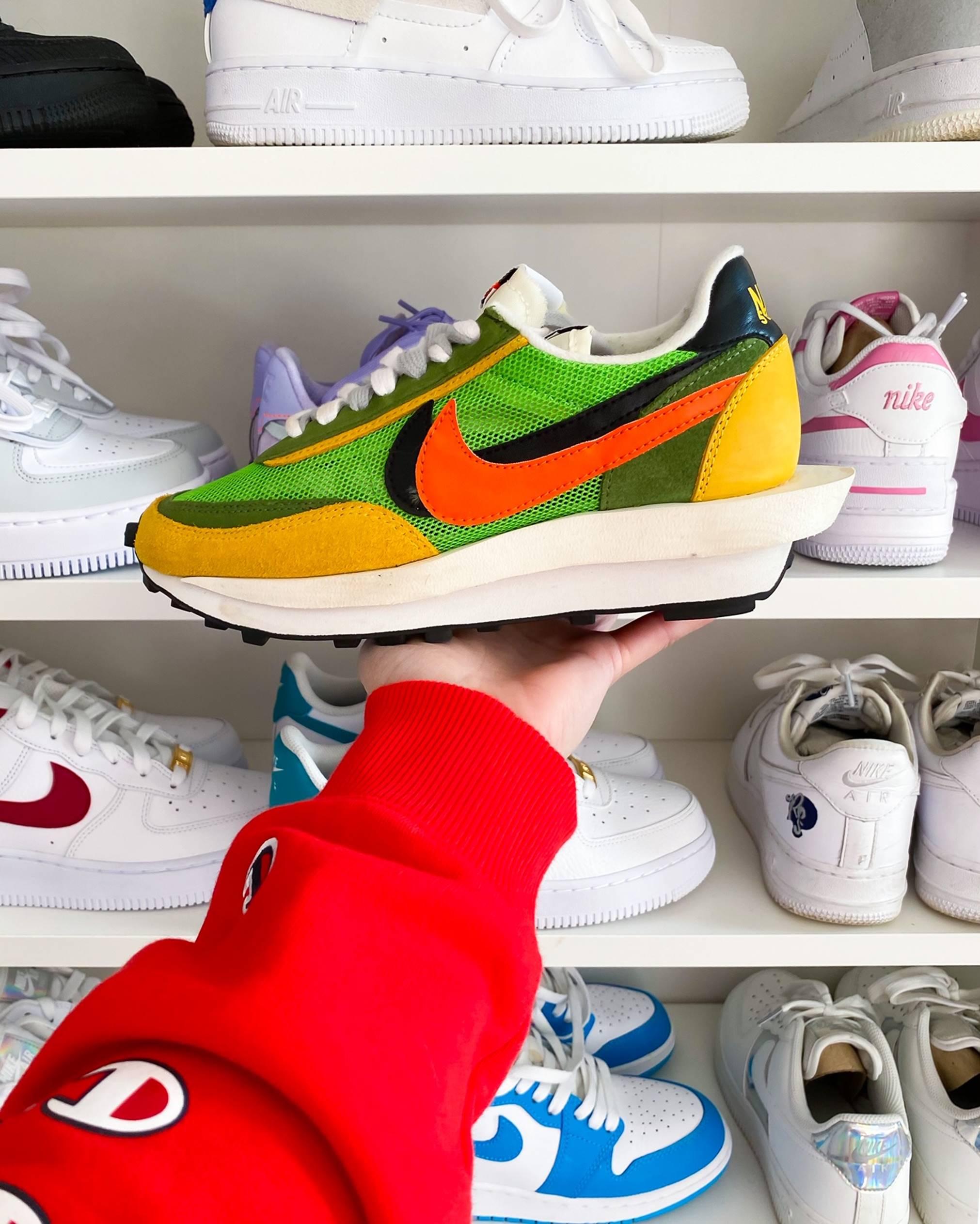 Nike x Sacai LDWaffle Racer