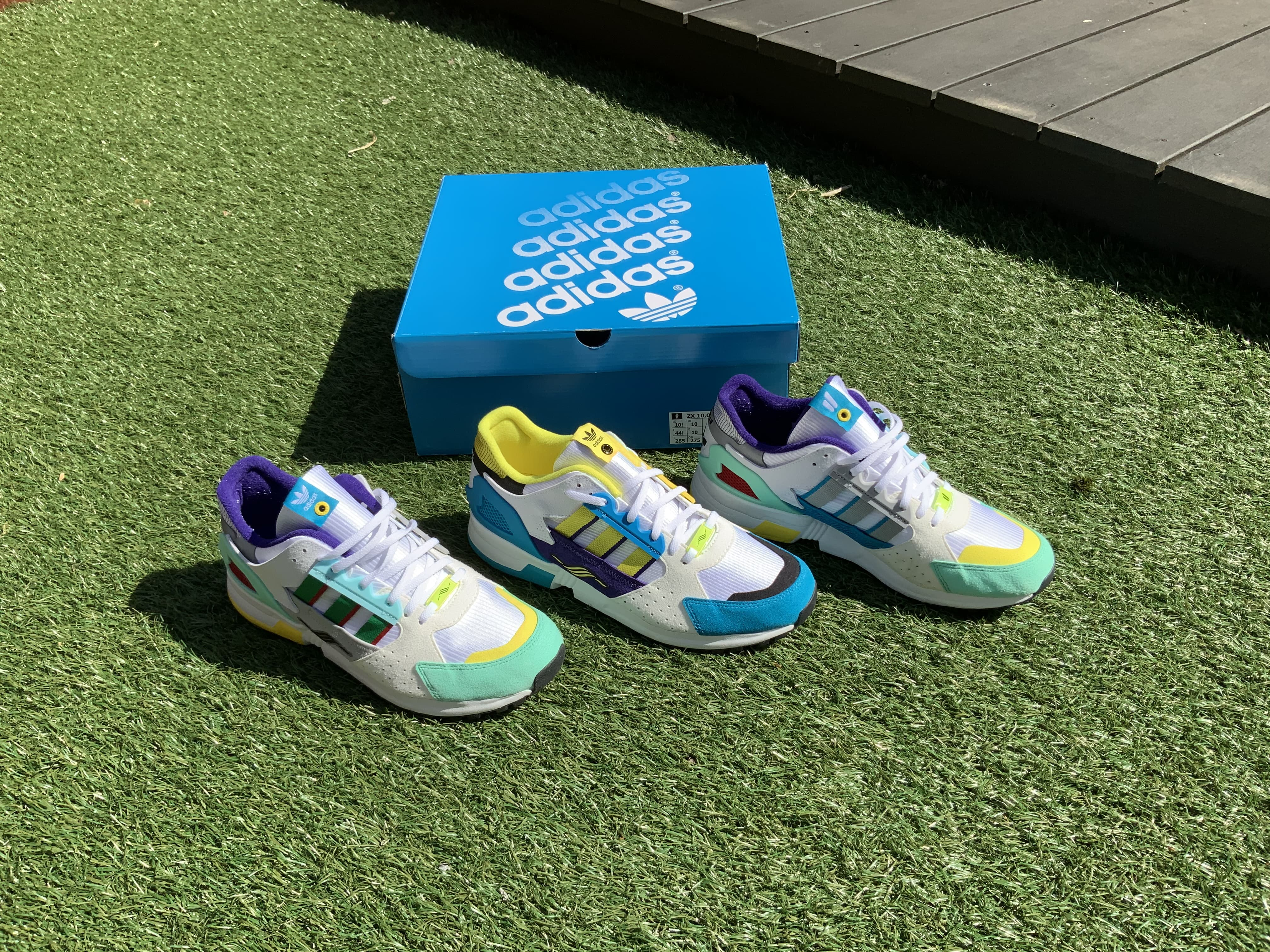 Overkill x adidas Consortium ZX 10,000C 'I Can If I Want' - 2019