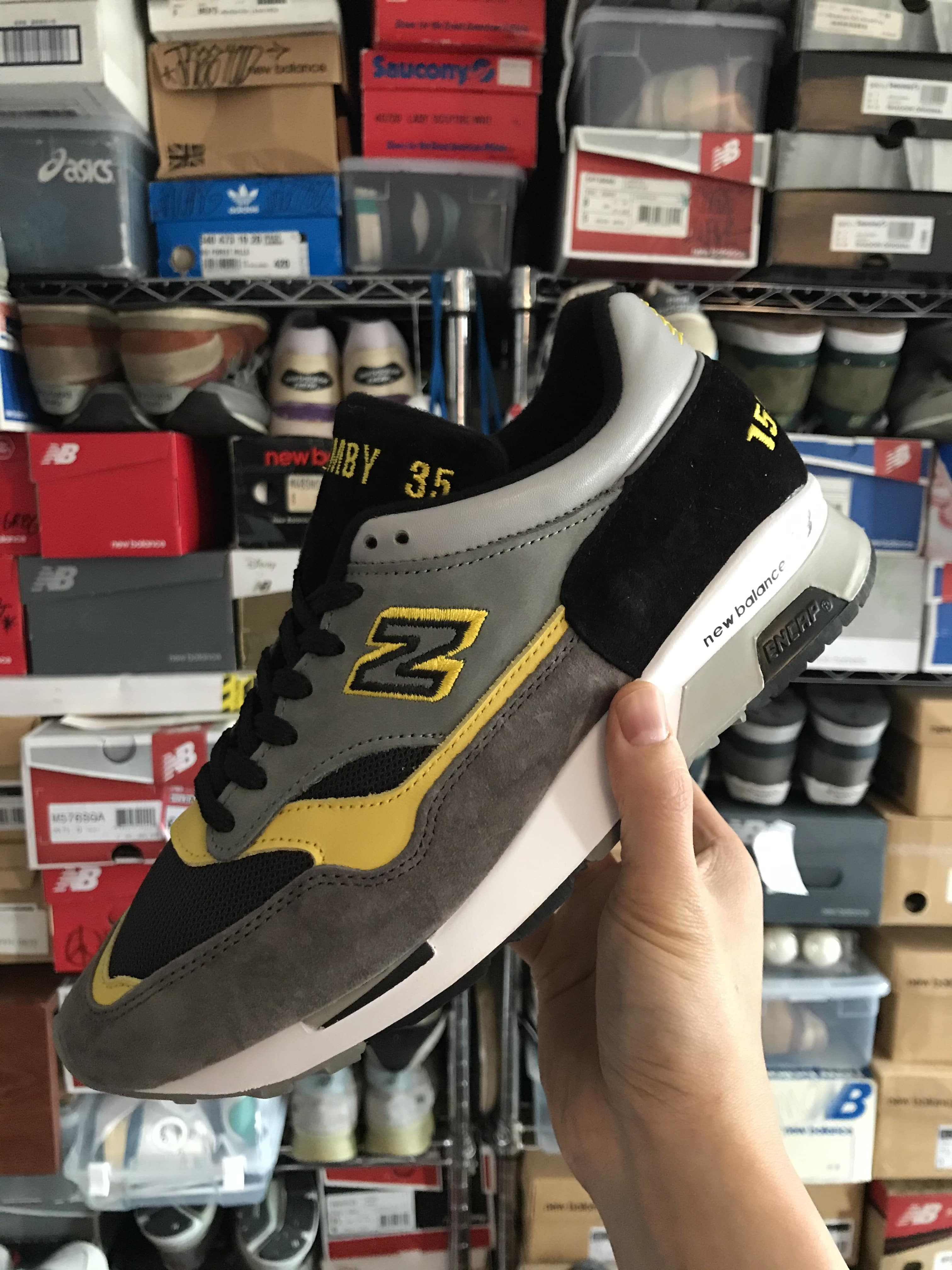size? collections – Richie aka @NewBalance365 – New Balance collector