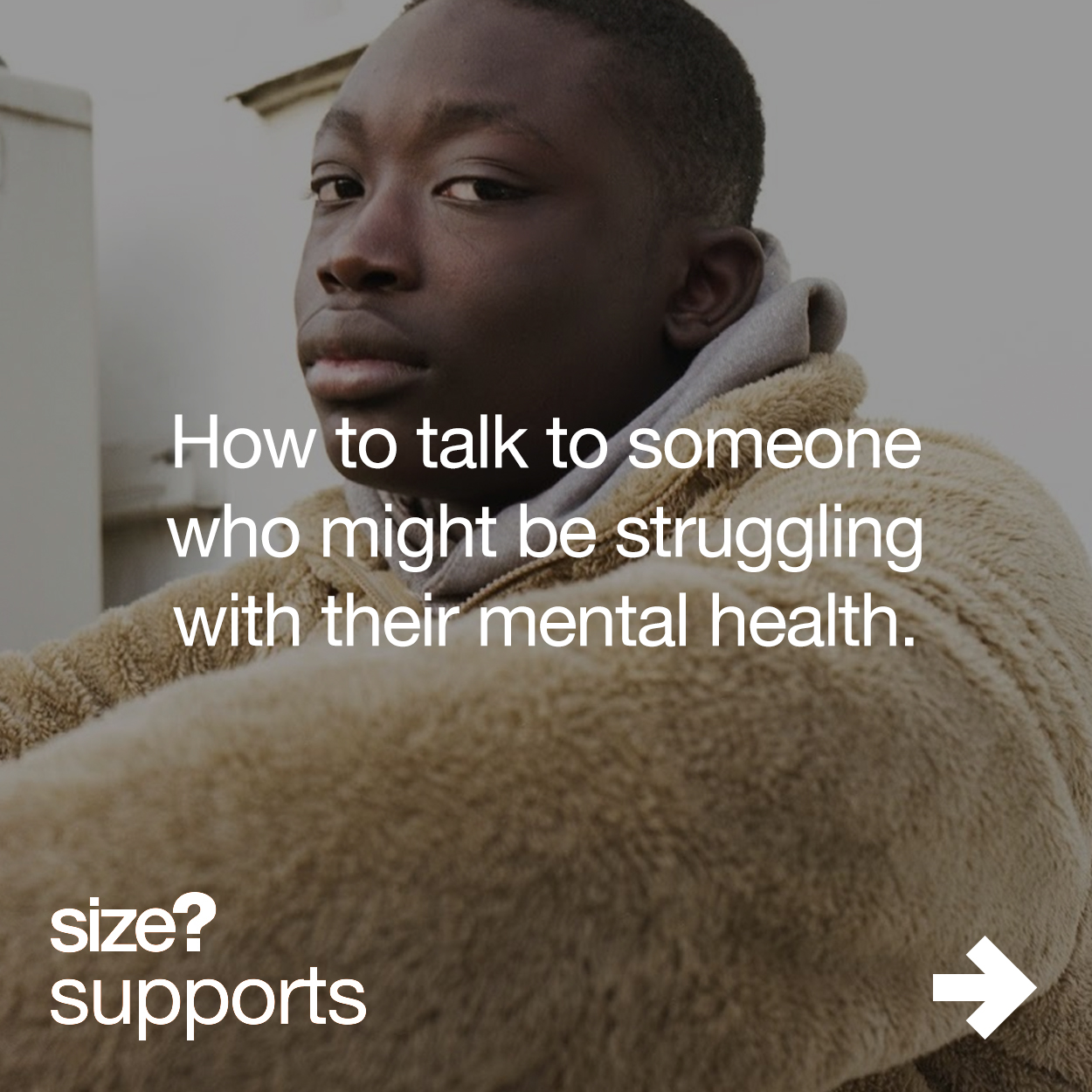 How to talk to a friend who you think might be struggling with their mental health