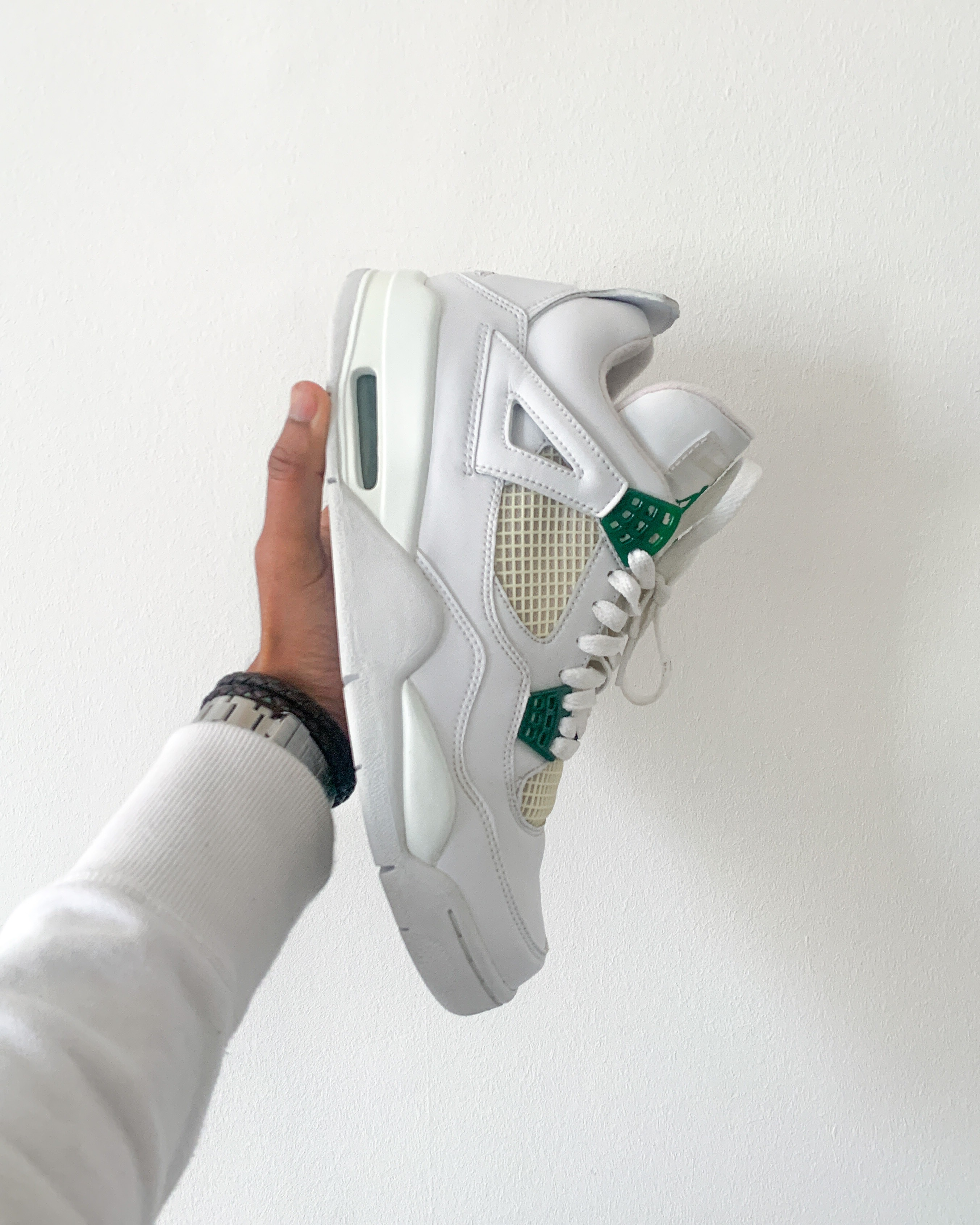 Air Jordan IV 'Classic Green' - 2004