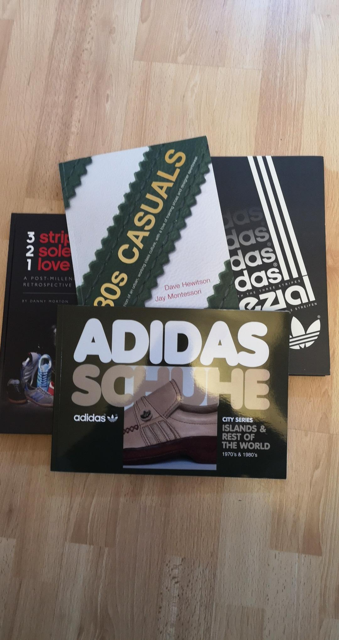 Trainer Books
