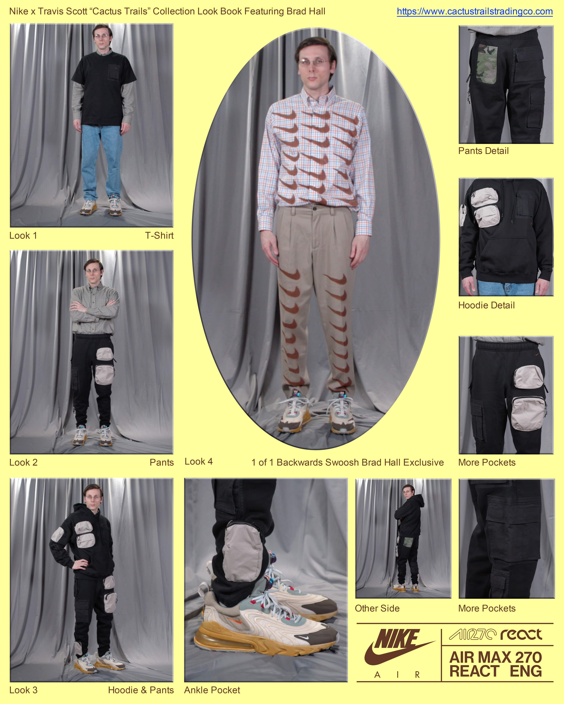 air max 270 react eng outfit