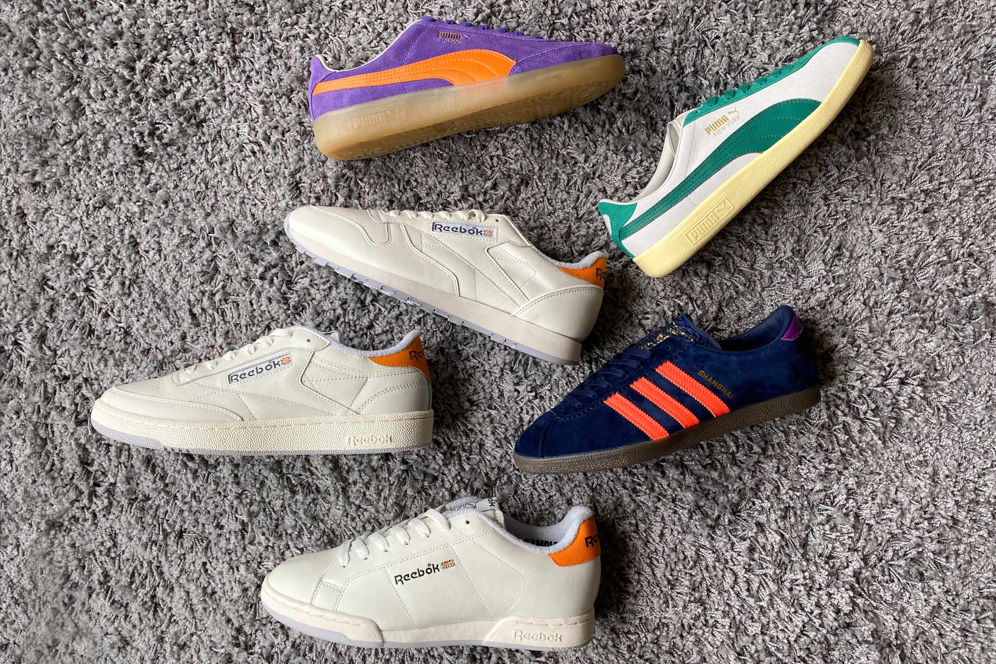 size? x adidas Originals 'Shanghai', PUMA 'Cities Pack' and more – size? previews – May 2020