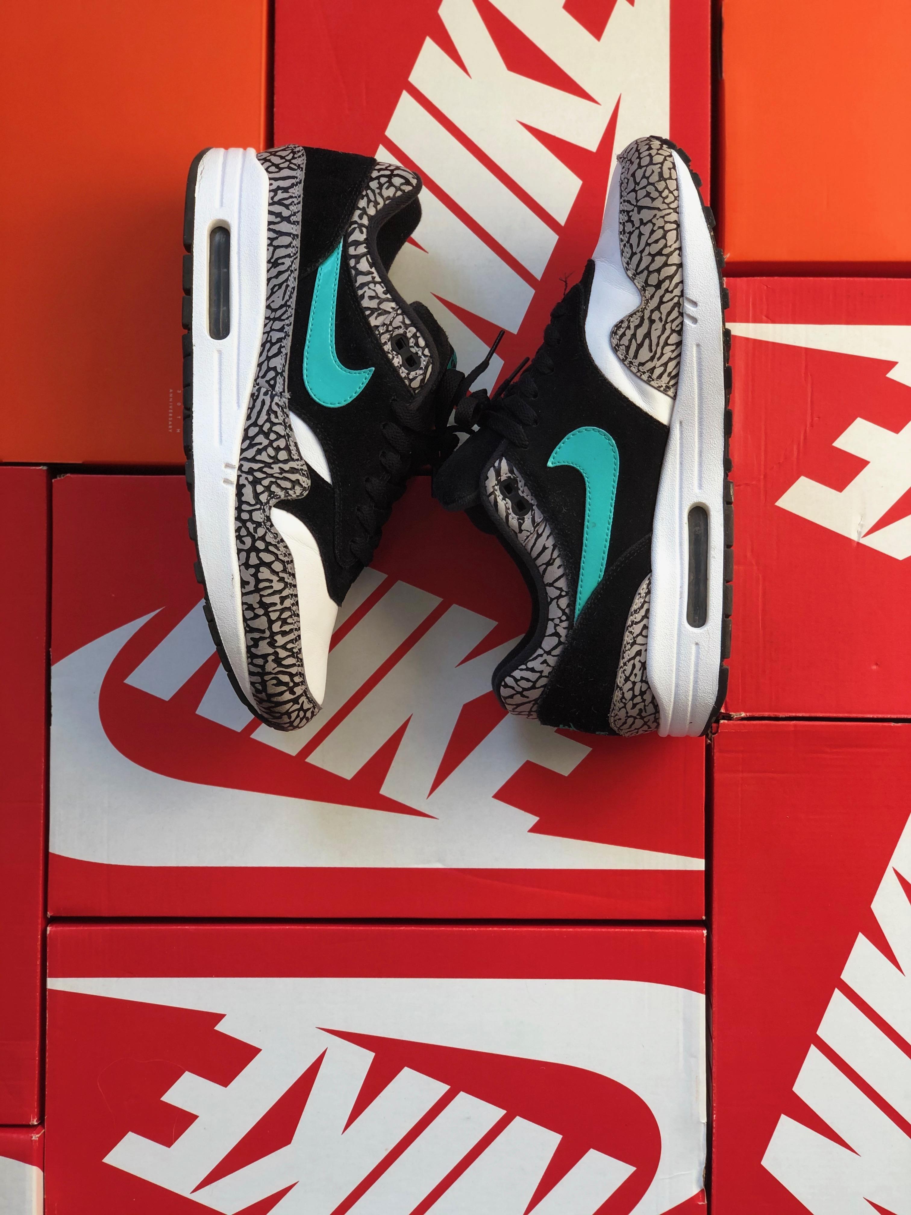 Nike Air Max 1 x Atmos 'Elephant 2.0'