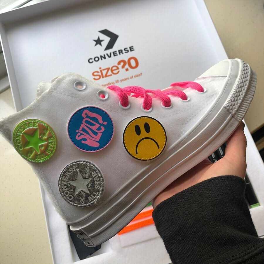Converse customisation