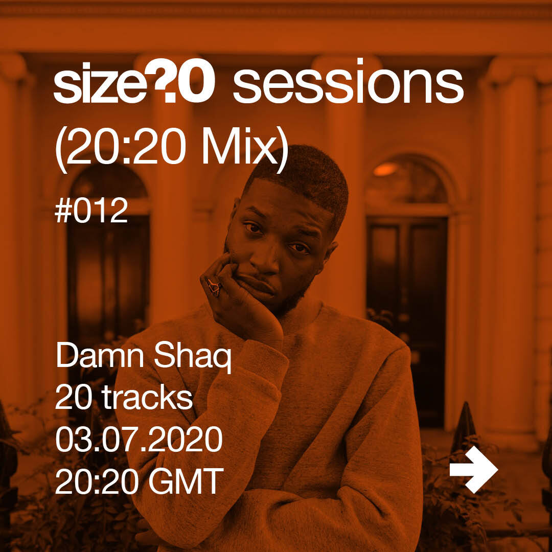Damn Shaq is set to join us for our size? sessions (20:20 Mix) #012