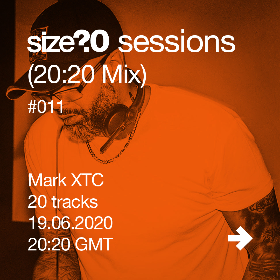 Mark XTC joins us for our size? sessions (20:20 Mix) #011