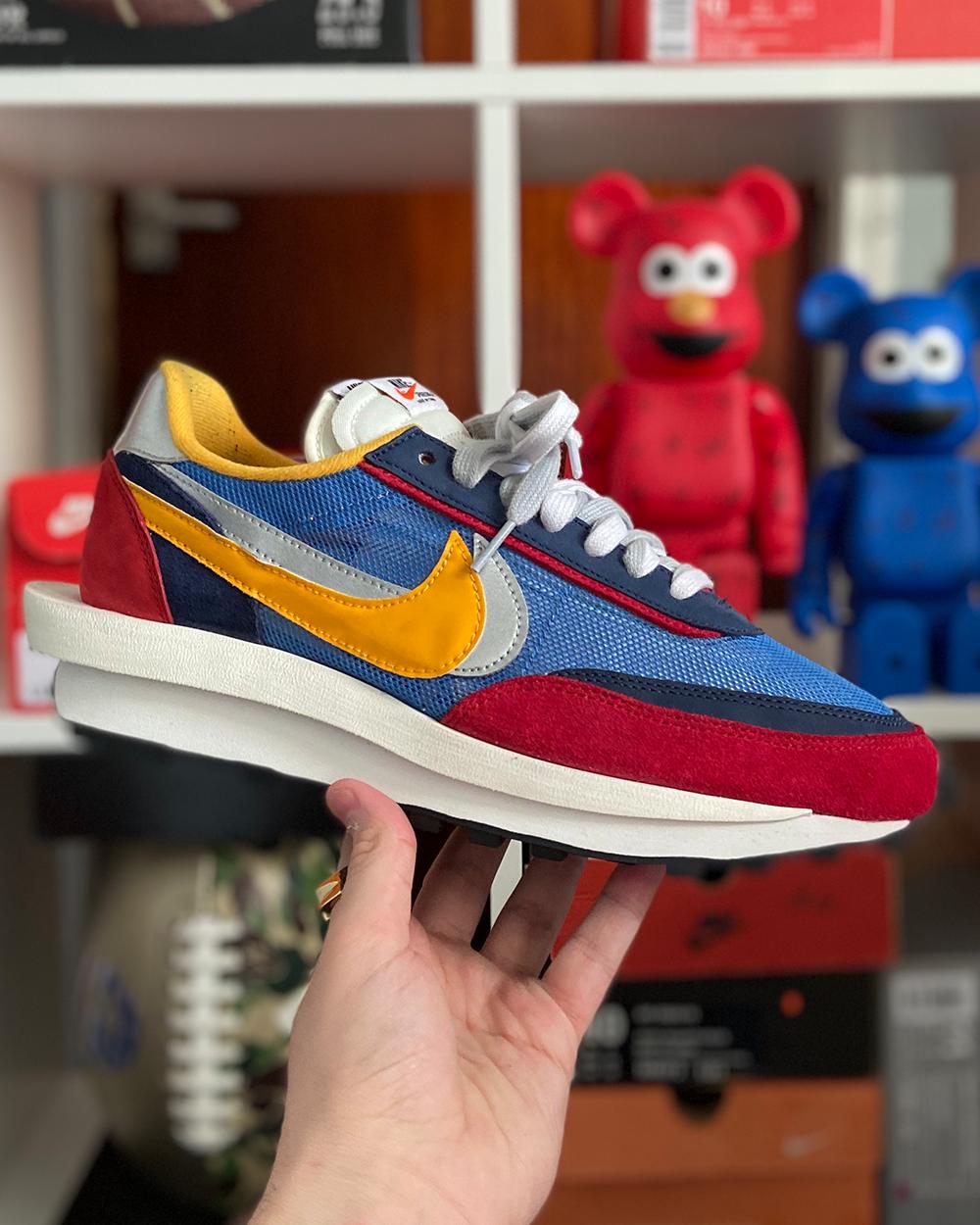 Nike x Sacai Waffle Trainer - 2019