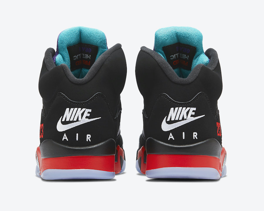 Air Jordan 5 Retro 'Top Three'
