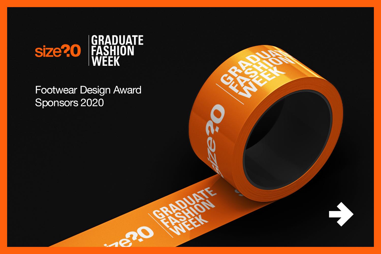 Take a look at the size? sponsored Footwear Award entries – Graduate Fashion Week 2020