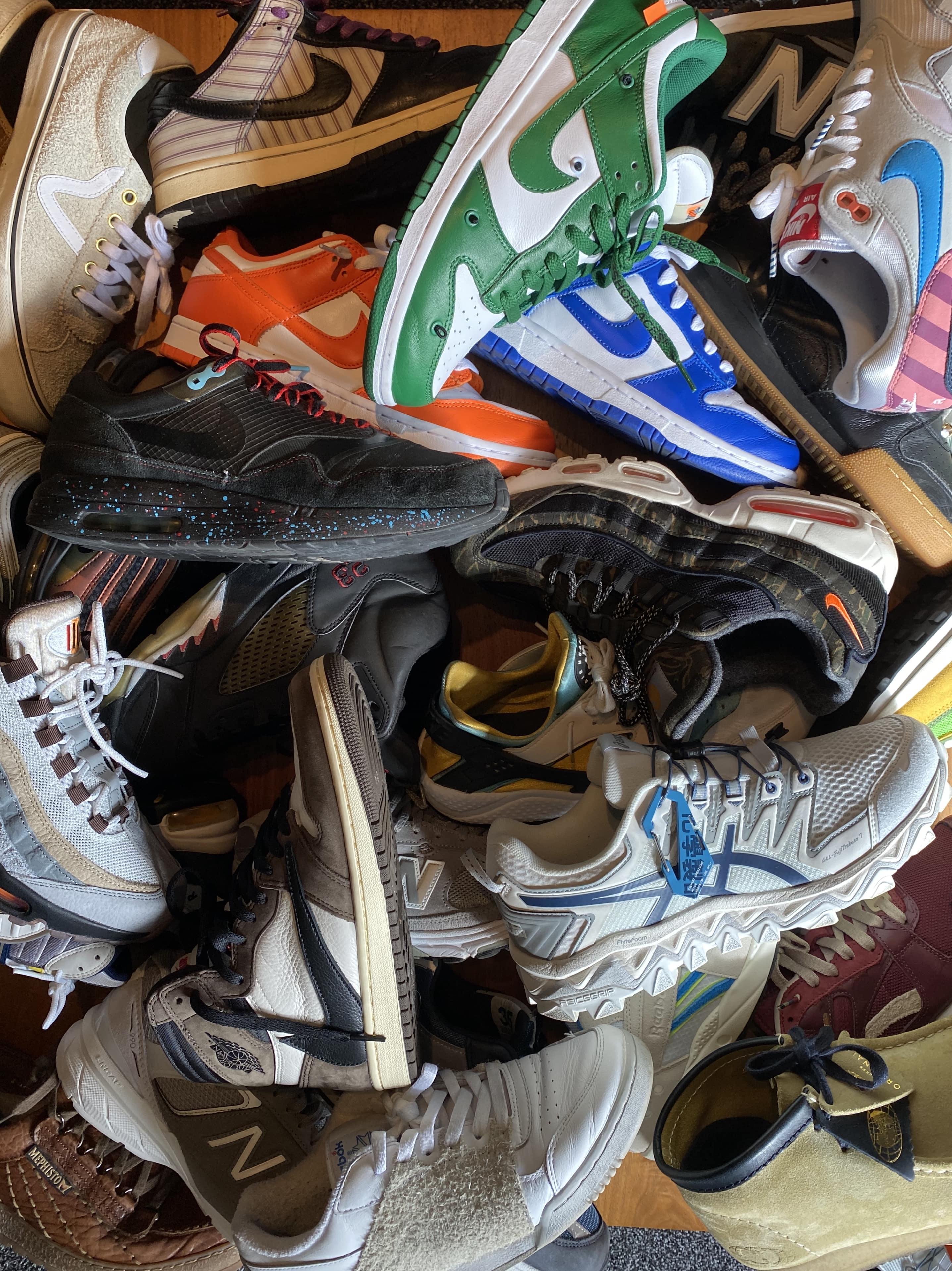 size? collections – Josh Pratt – Merchandise Assistant at size? HQ
