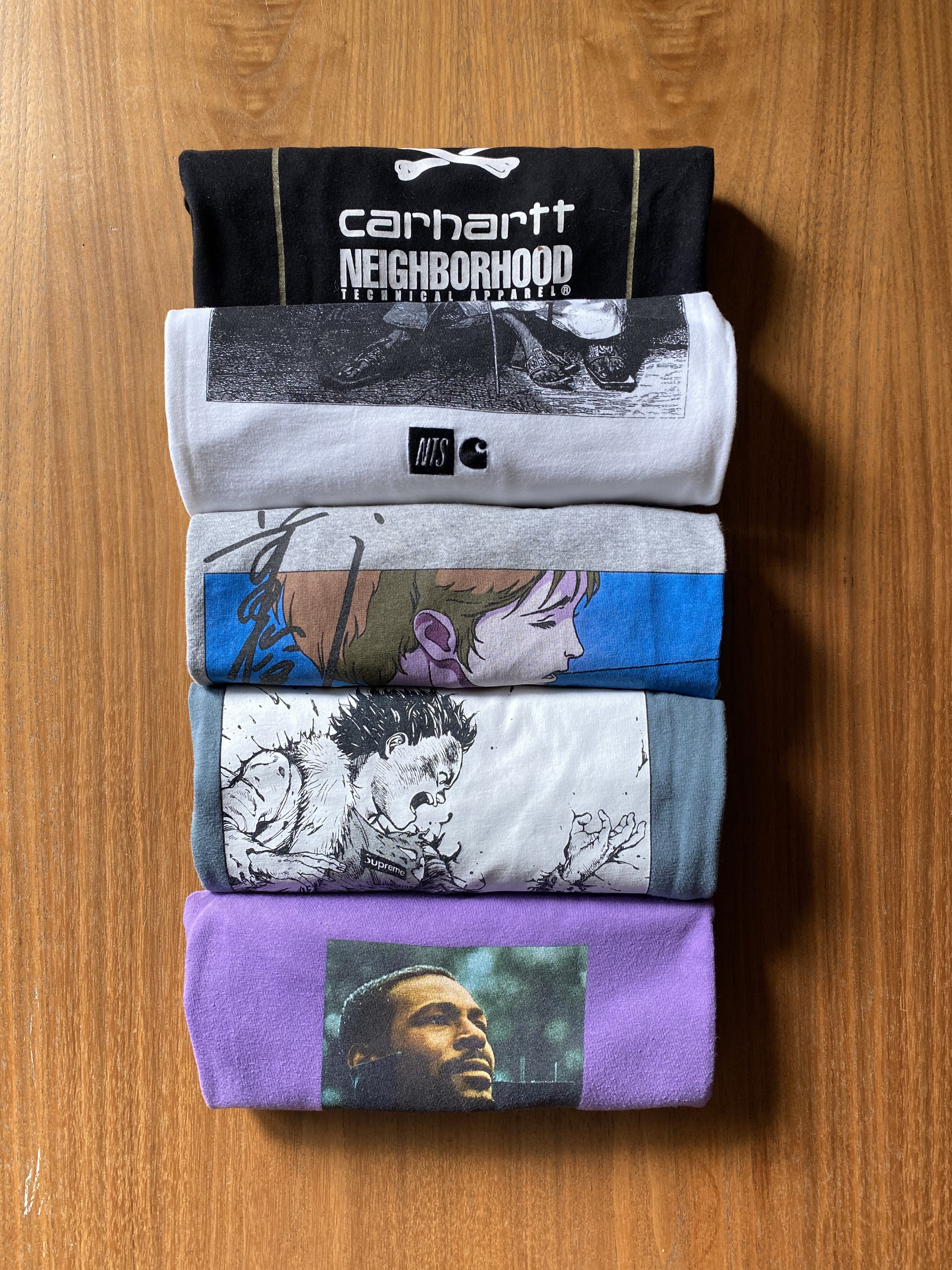 Archive of Tees - Carhartt WIP & Supreme