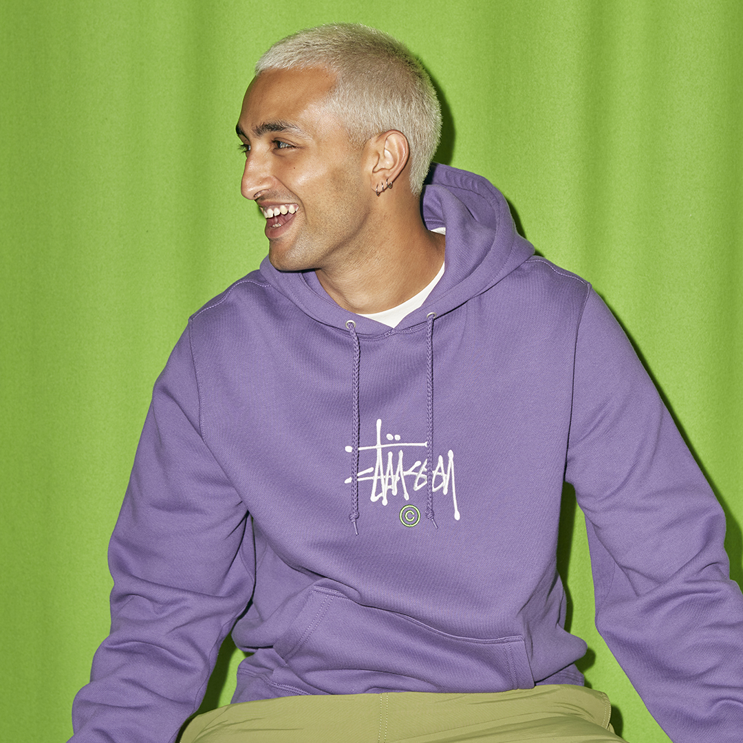 Sneak a peek at Stüssy's latest collection