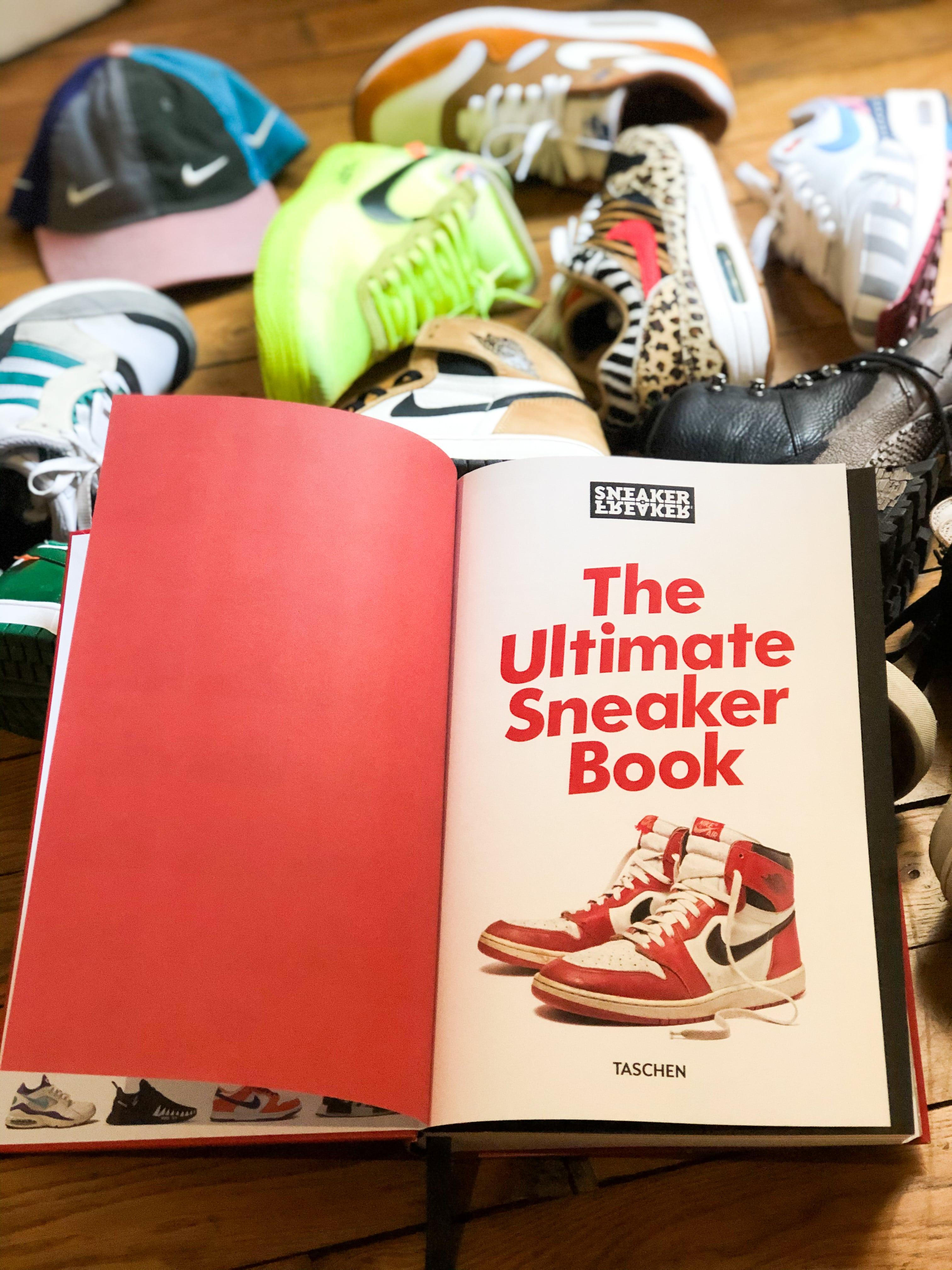 The Ultimate Sneaker Book - SneakerFreaker - 2018