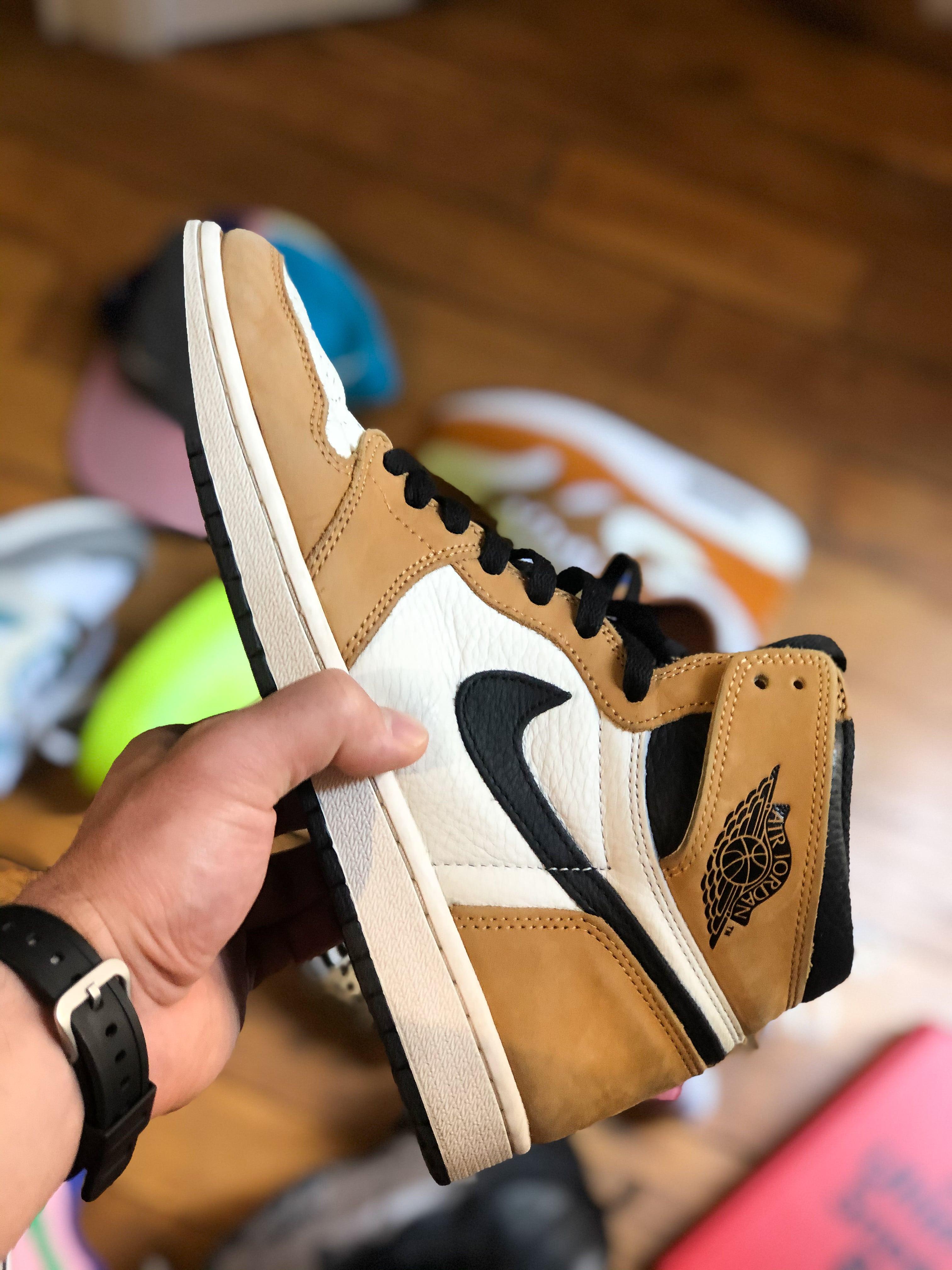 Nike Air Jordan 1 High 'Rookie Of the Year' - 2018