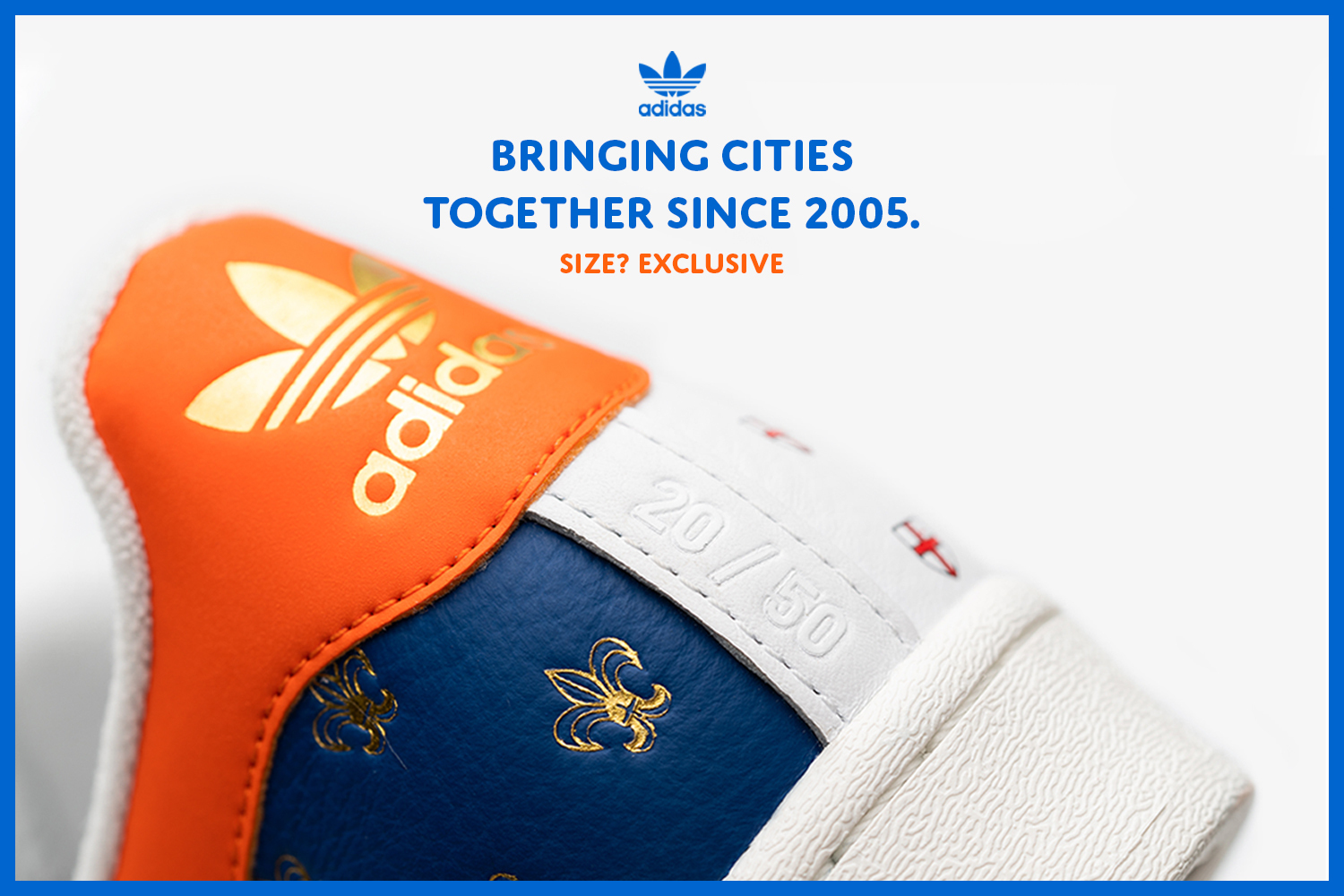 Our exclusive adidas Originals Superstar 'City Series Tribute' is coming soon