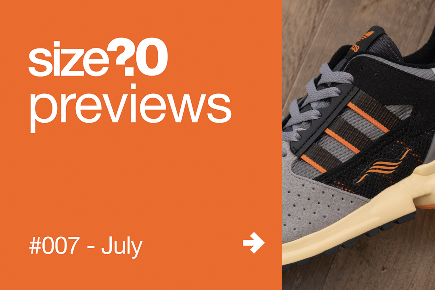 size? x adidas Originals ZX 10000 C, Nike Air Force 1 Craft and more – size? previews – July 2020