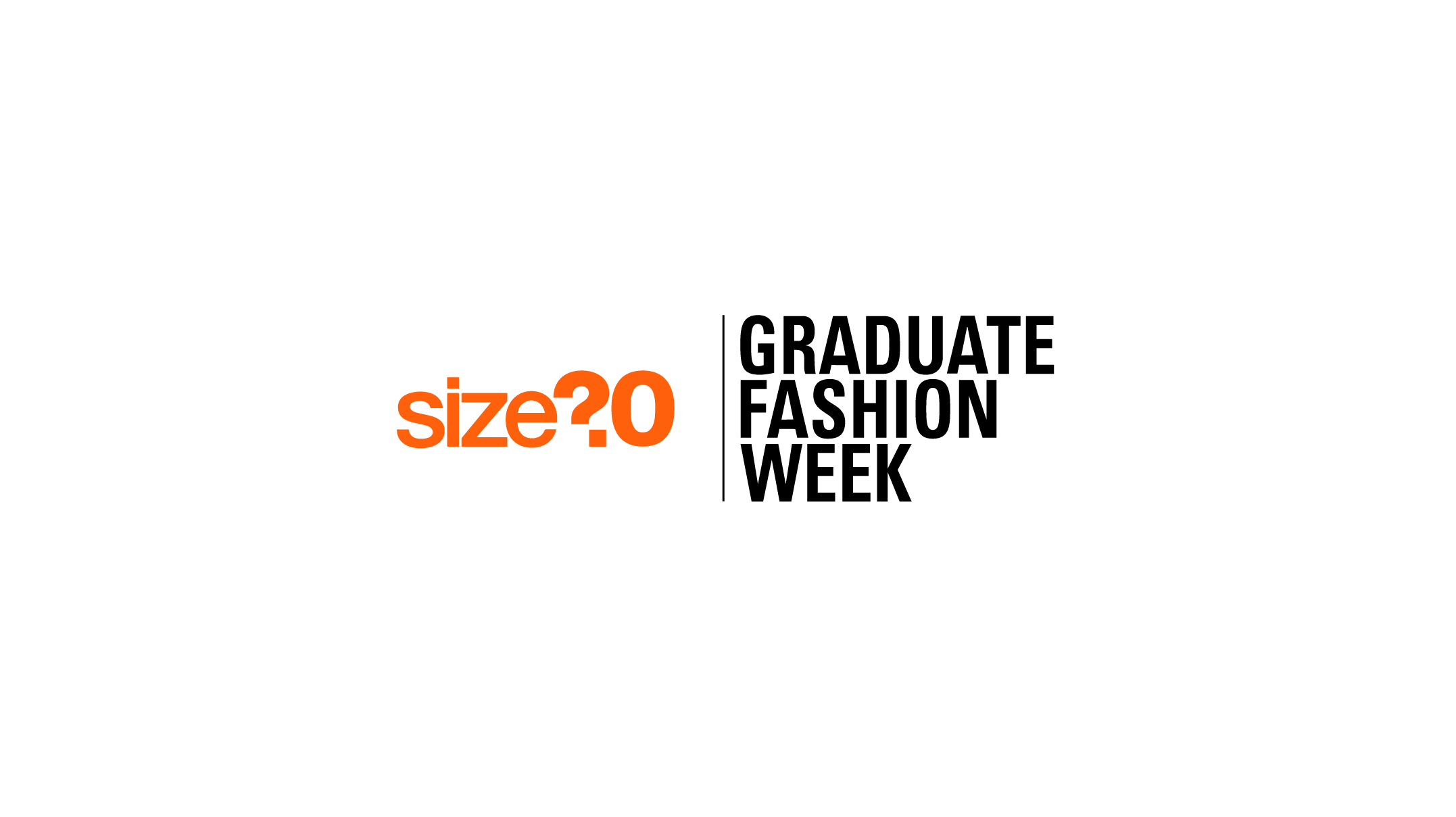 size? are partnering with Graduate Fashion Week 2020