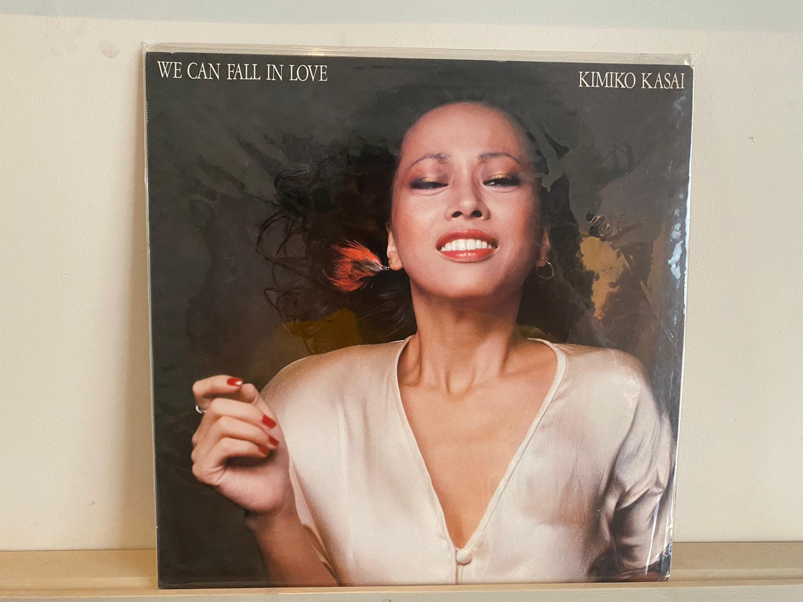 Kimiko Kasai 'We Can Fall In Love'