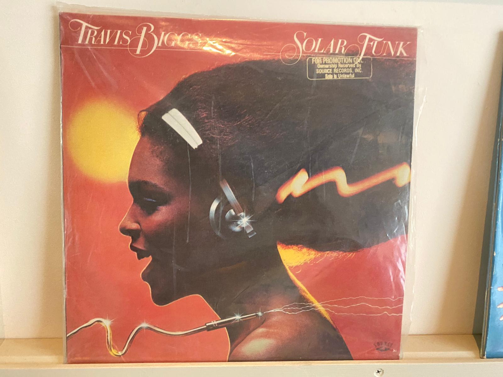 Travis Bigs 'Solar Funk'