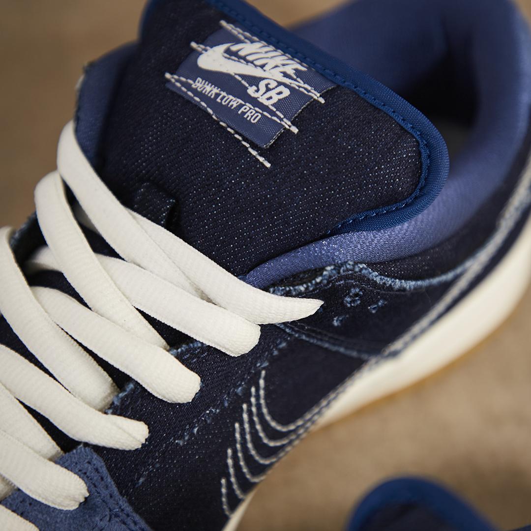 Nike SB Dunk Low Pro Denim