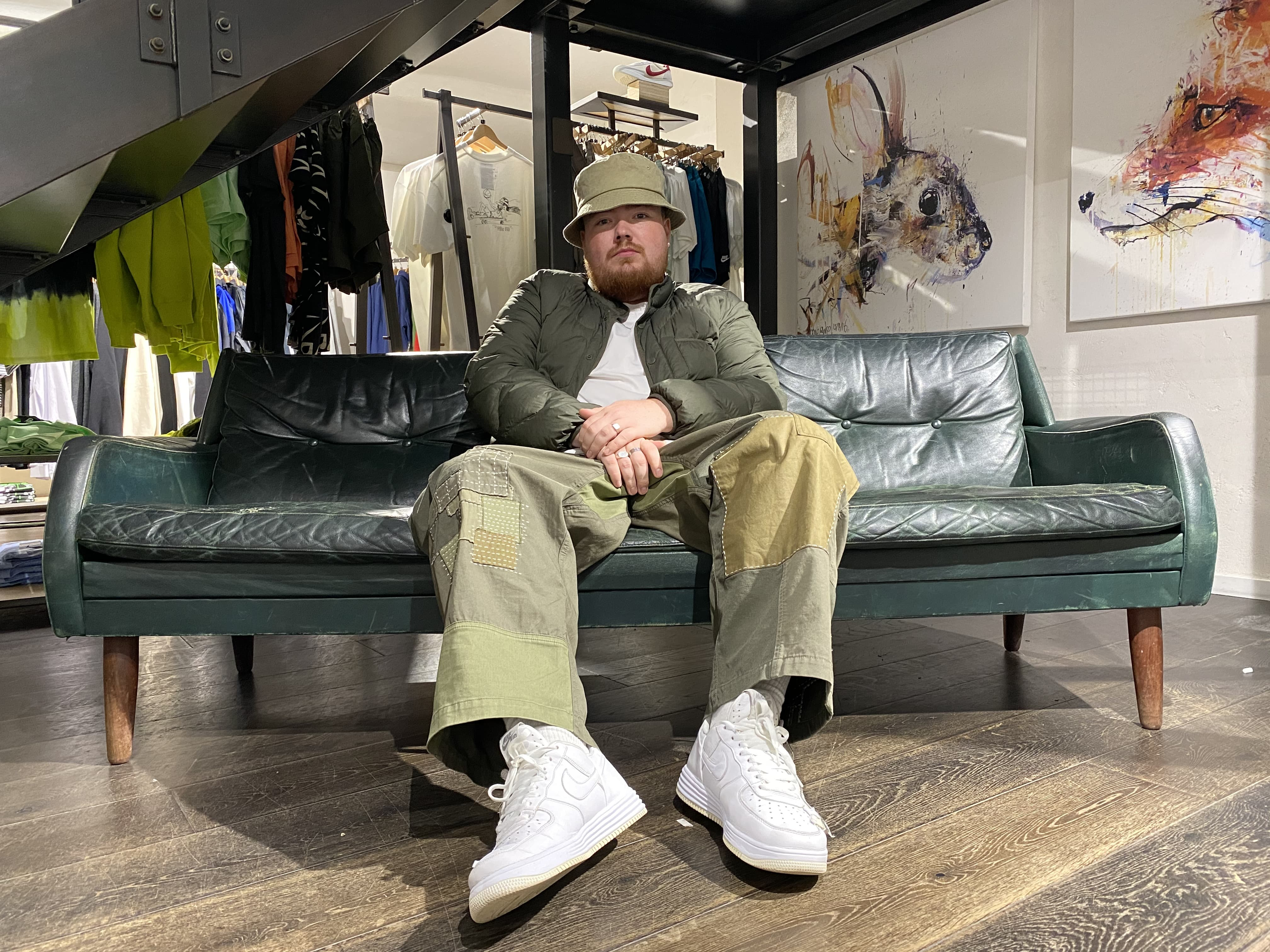 Streetwear conversations with size? Carnaby Street's Expert