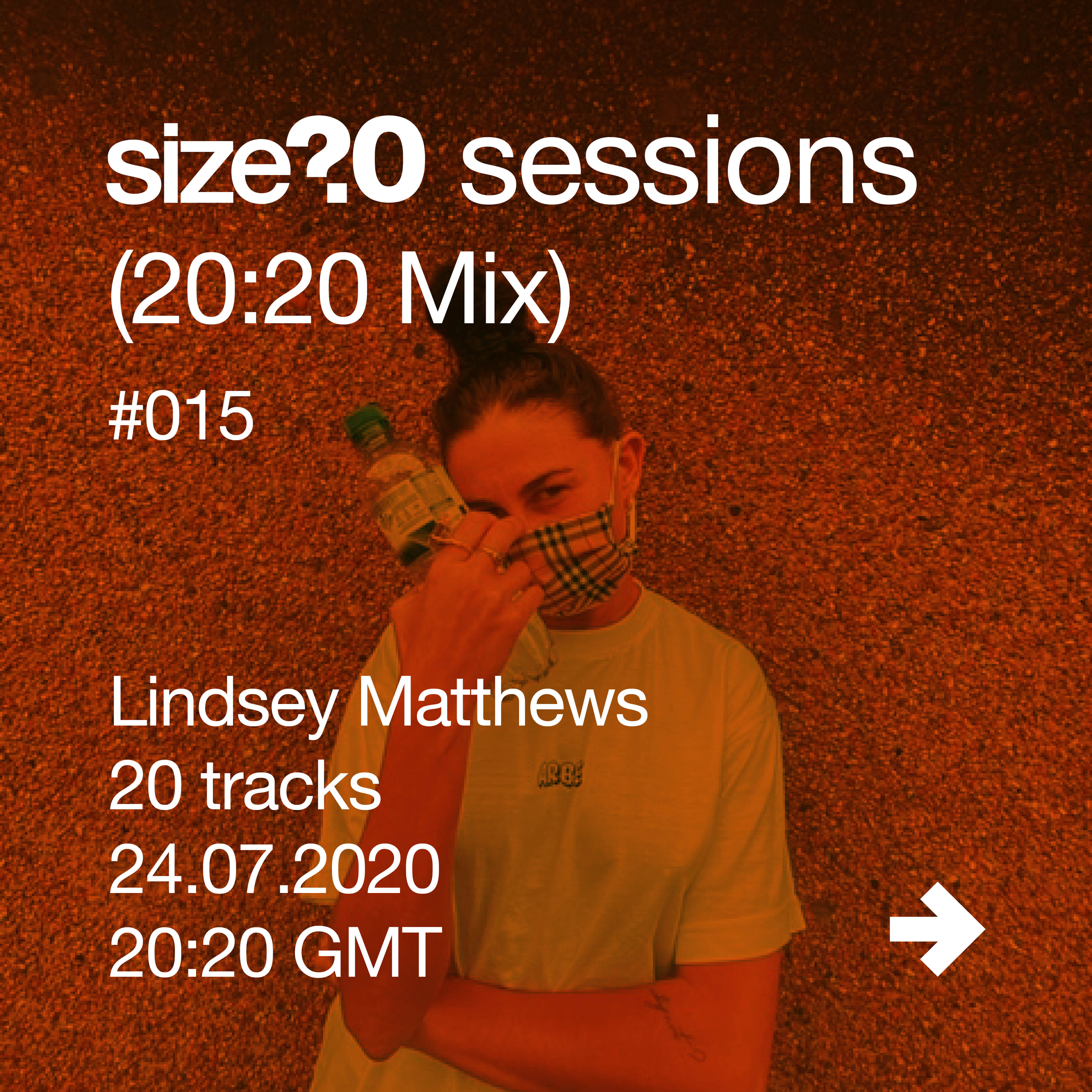 Get to know Lindsey Matthews ahead of her size? sessions (20:20 Mix)