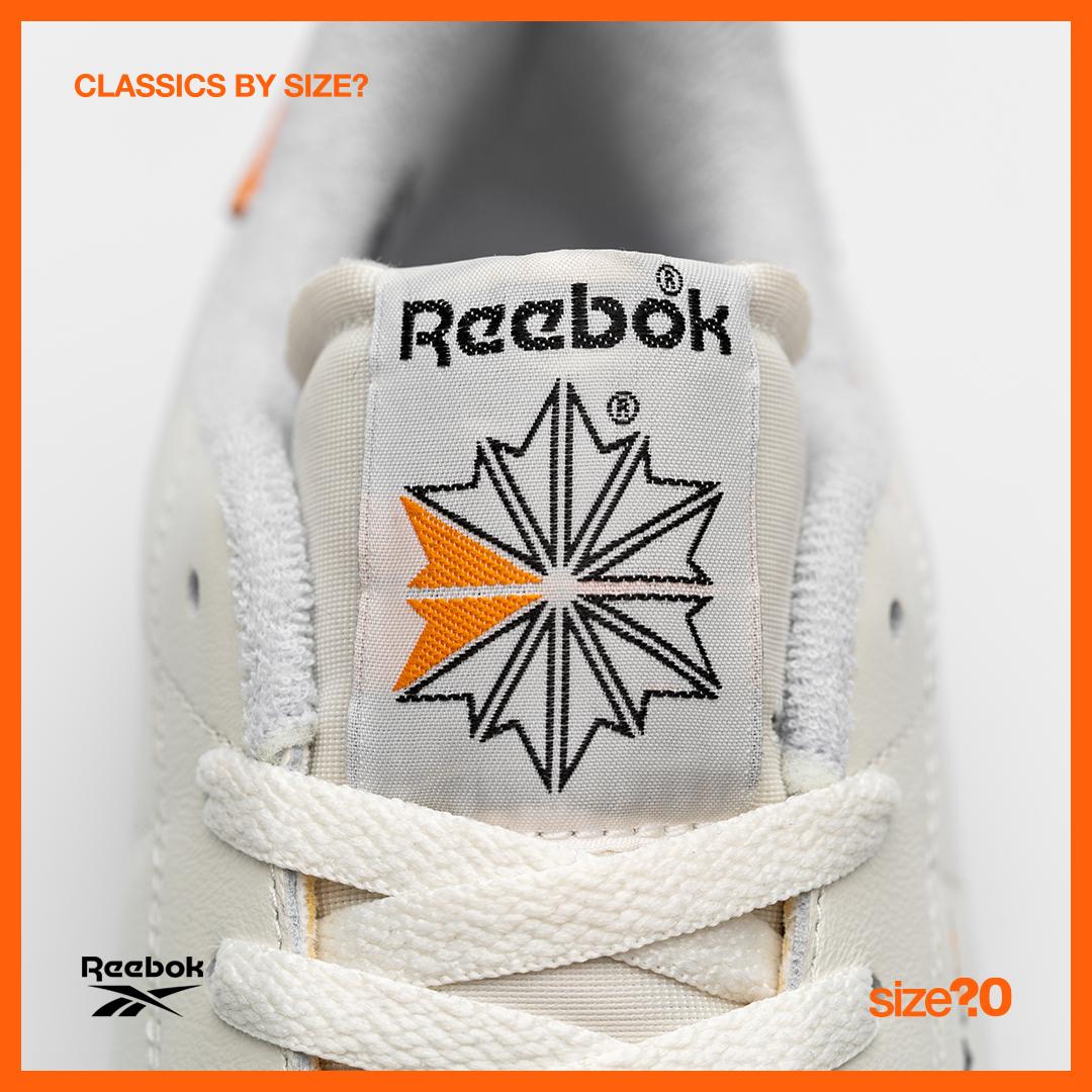 Reebok 'Classics by size?' Club C