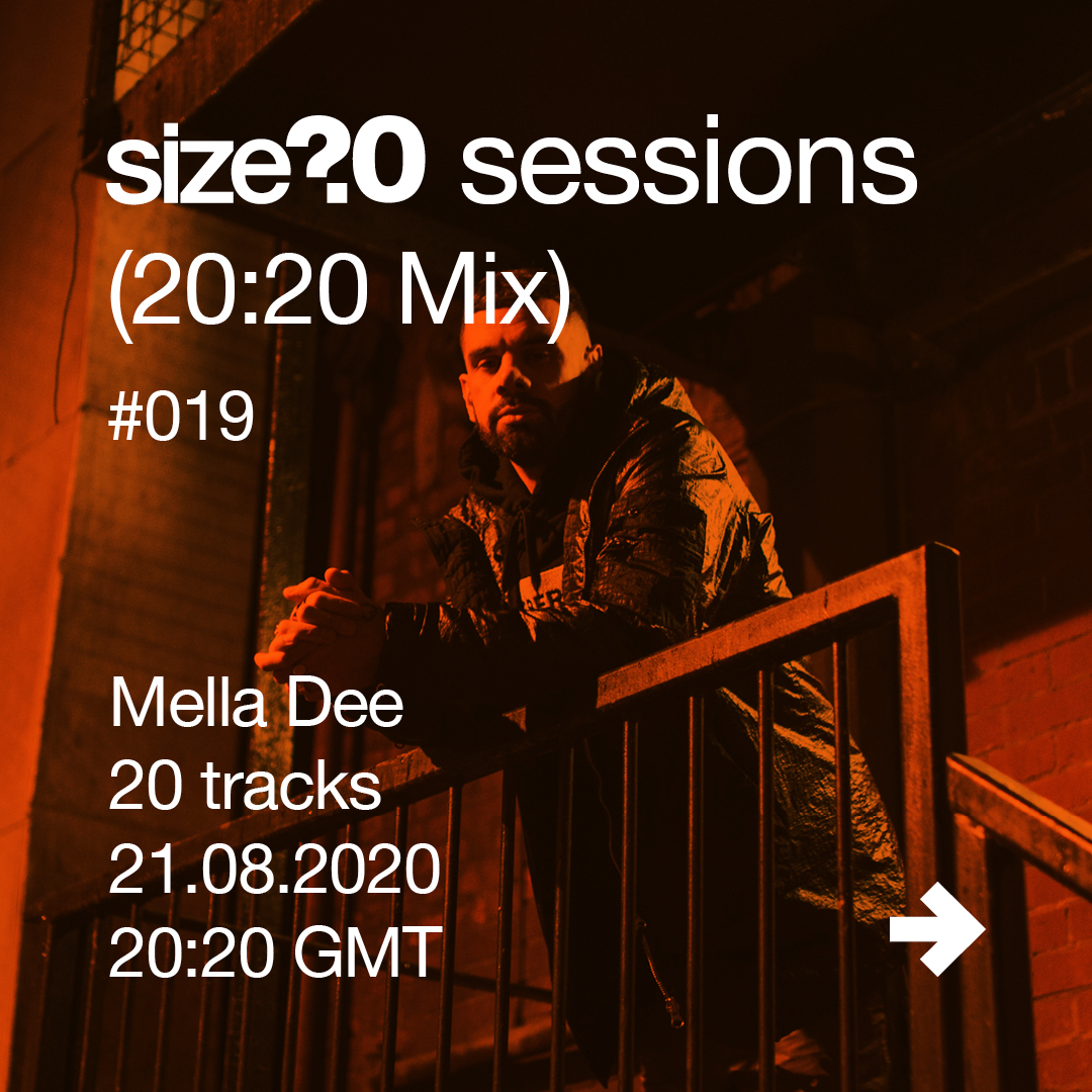 Get to know Mella Dee ahead of his size? sessions (20:20 Mix)