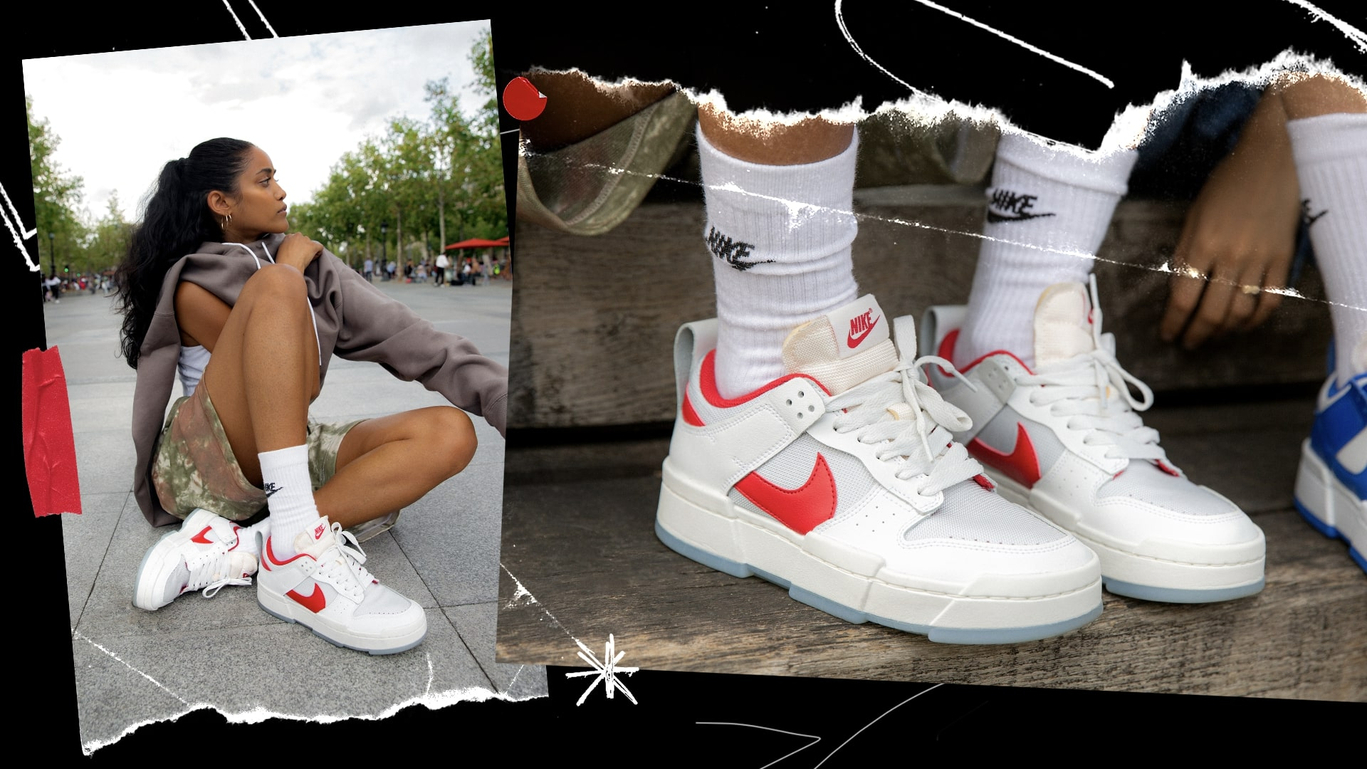 Nike Dunk Low Disrupt