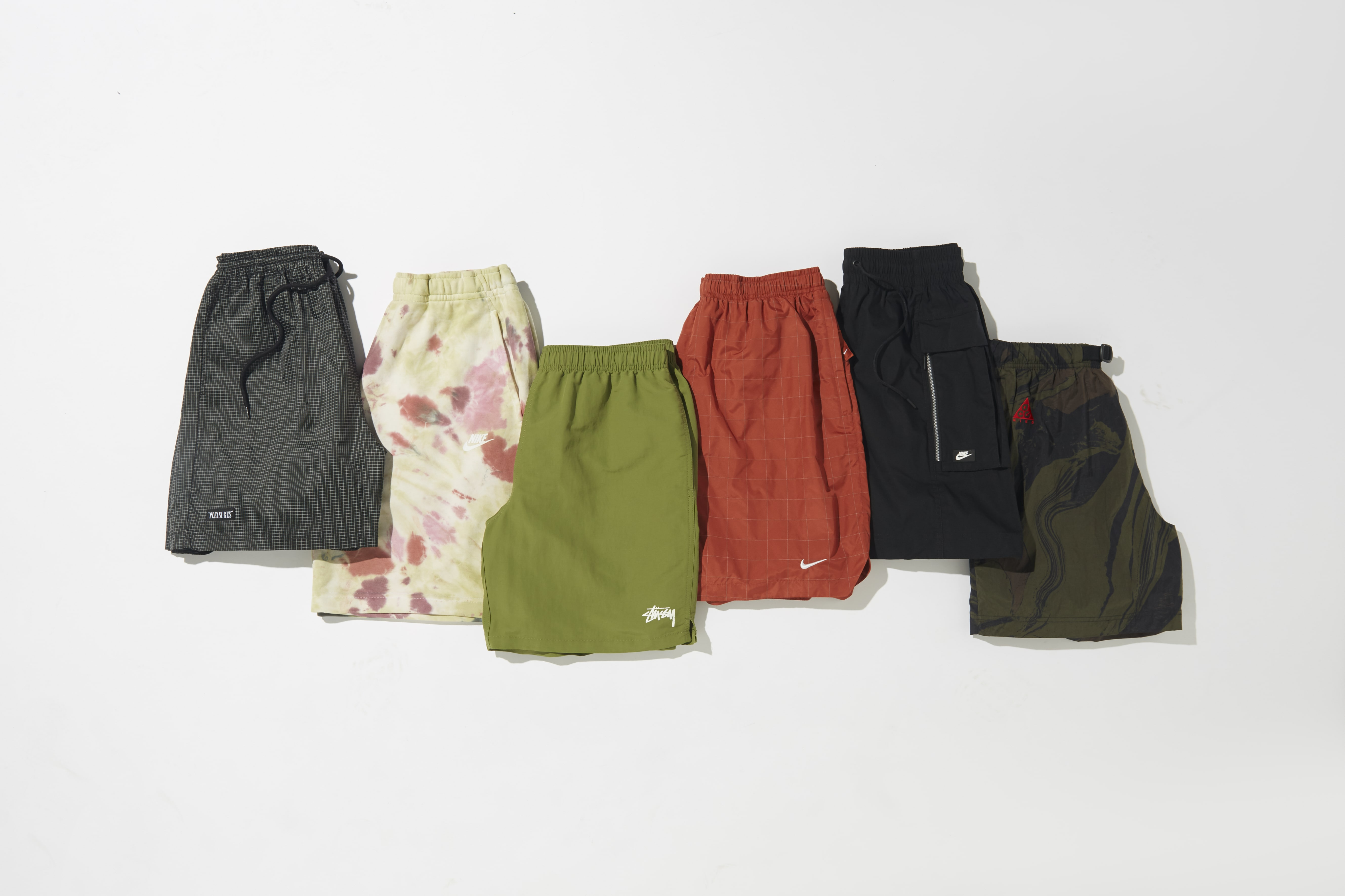 It's shorts weather, and we've got you covered