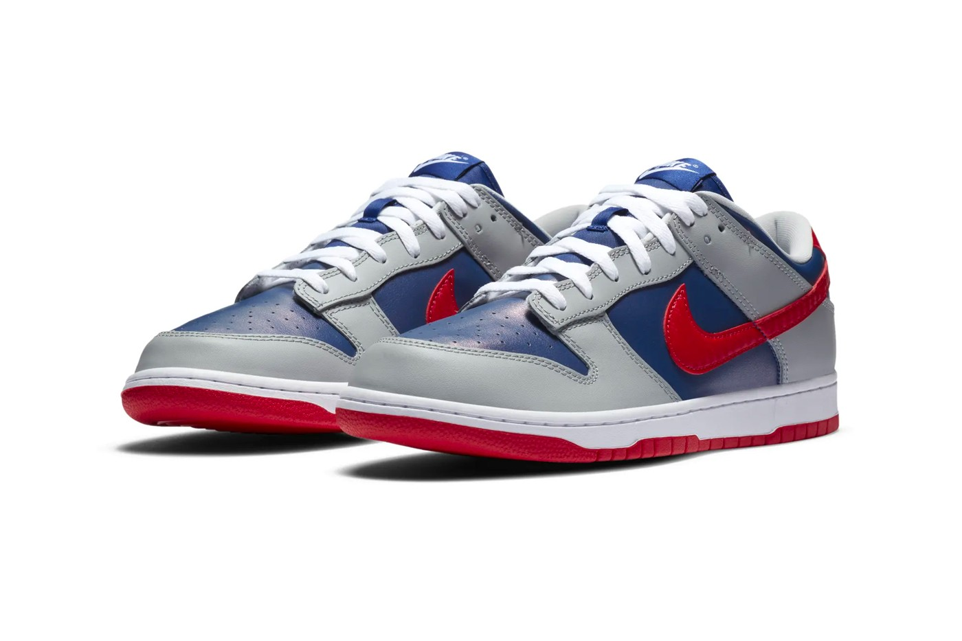 Nike's Dunk Low revival continues with the 'Samba'