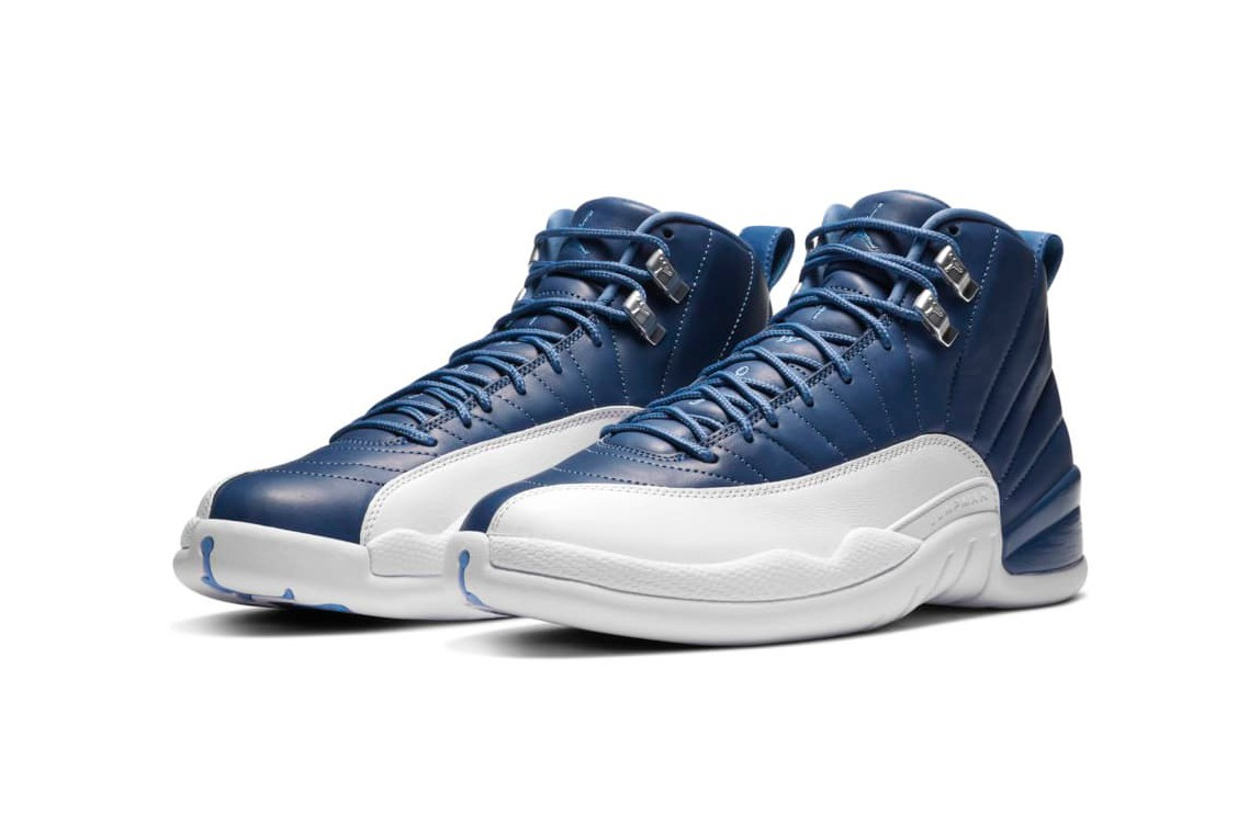 The Air Jordan 12 is back in an 'Indigo' guise