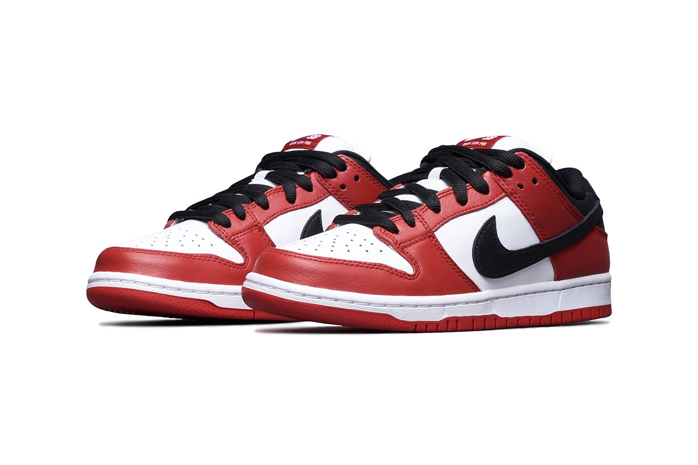 Nike SB's Dunk Low Pro J-Pack'Chicago' is coming soon